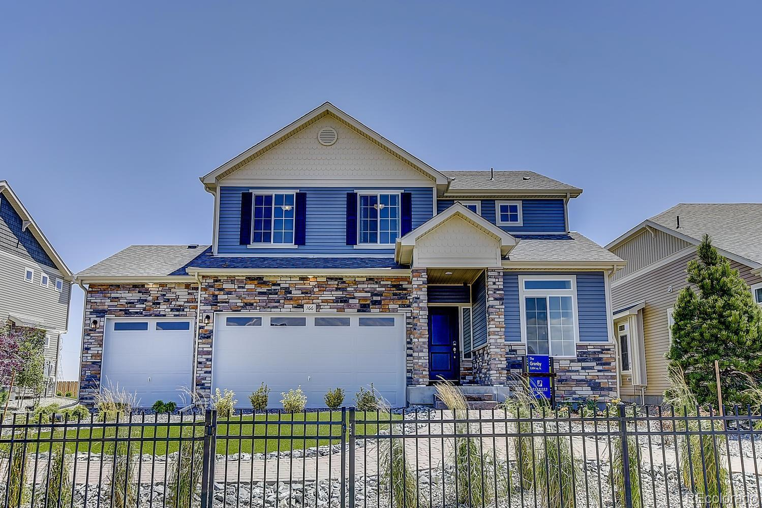 166 S New Castle Way, Aurora, CO 80018 - #: 1682339