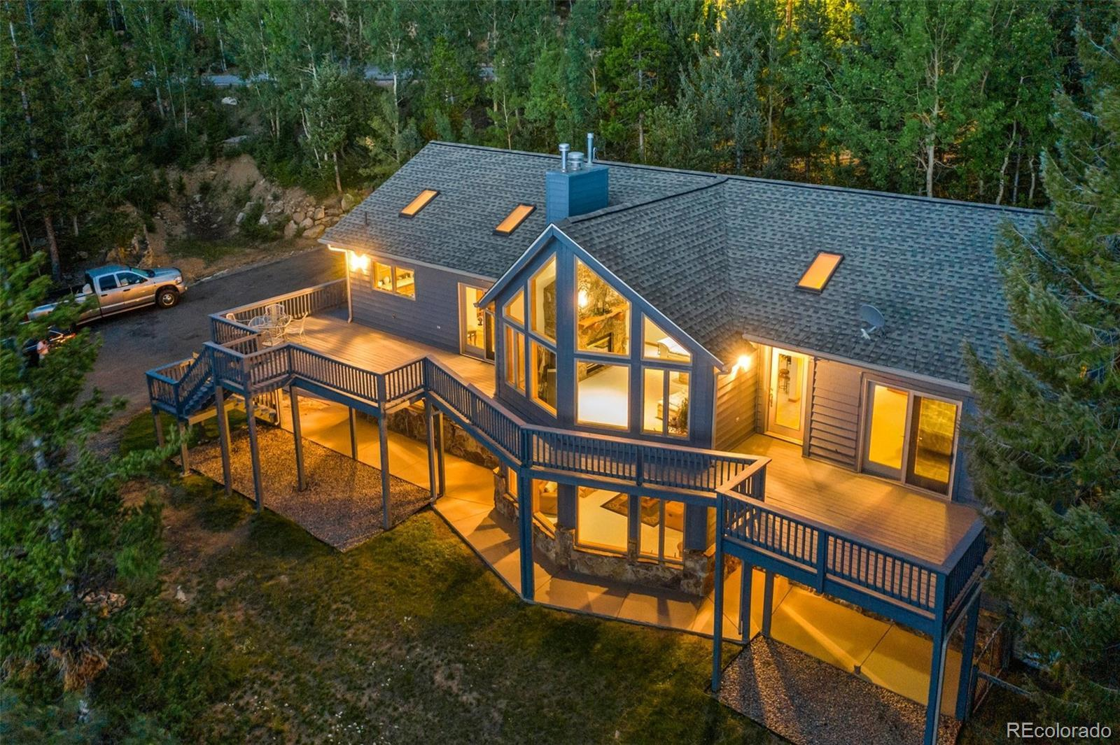 10318 Christopher Drive, Conifer, CO 80433 - #: 4082339