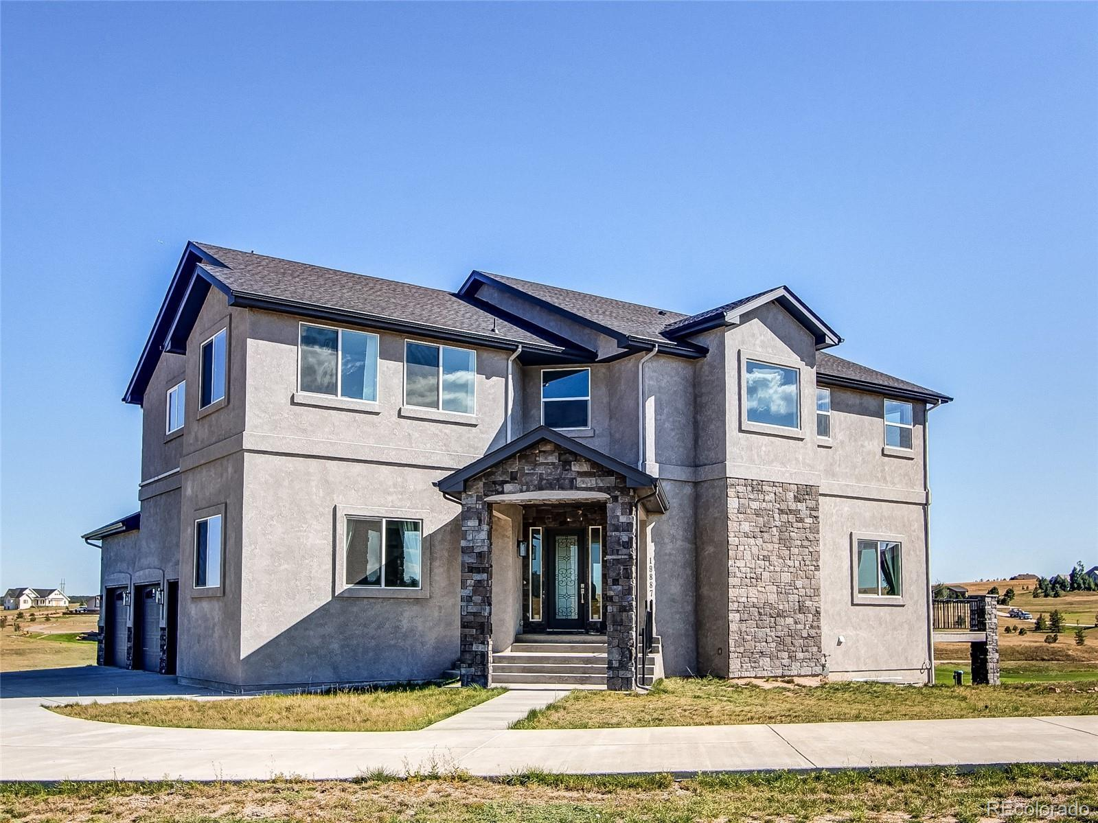 19887 Kershaw Court, Monument, CO 80132 - #: 3502341