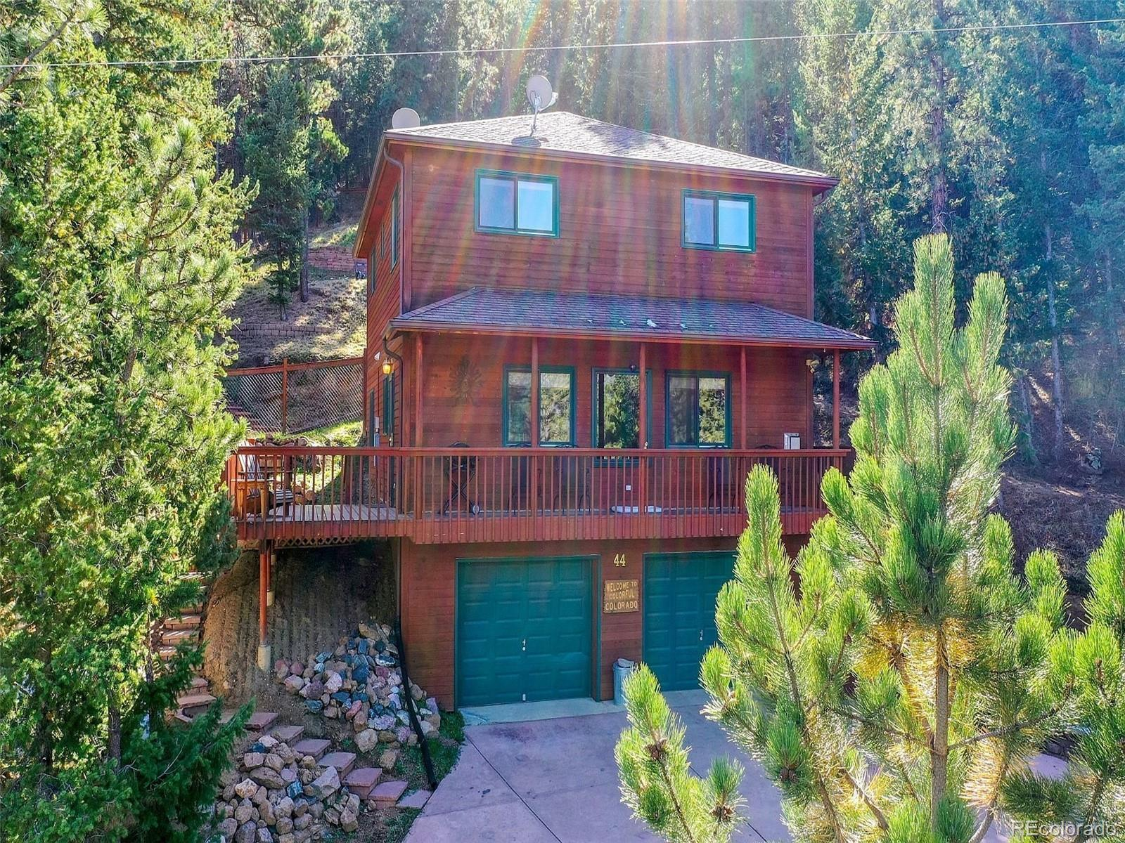 44 Lookout Drive, Lyons, CO 80540 - #: 9087344