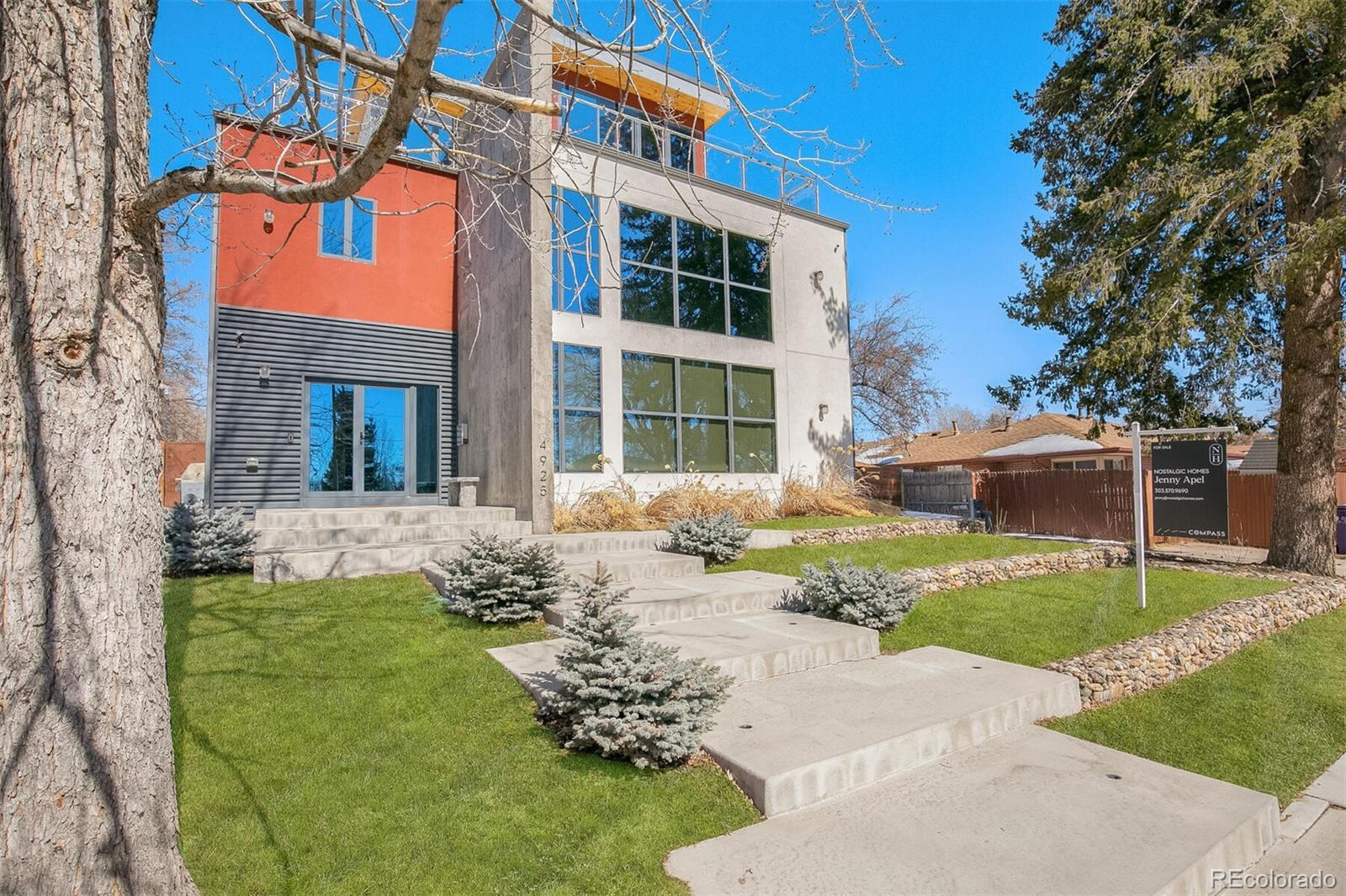 4925 W 28th Avenue, Denver, CO 80212 - #: 3349345