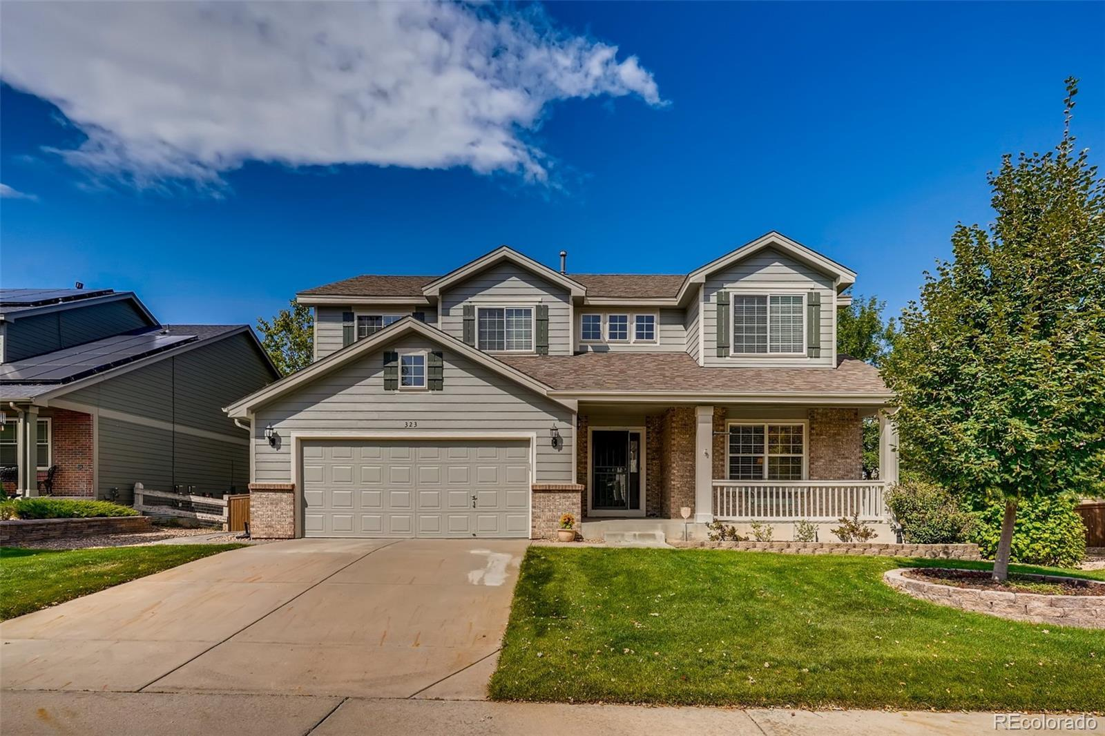 323 Rose Finch Circle, Highlands Ranch, CO 80129 - #: 5643345