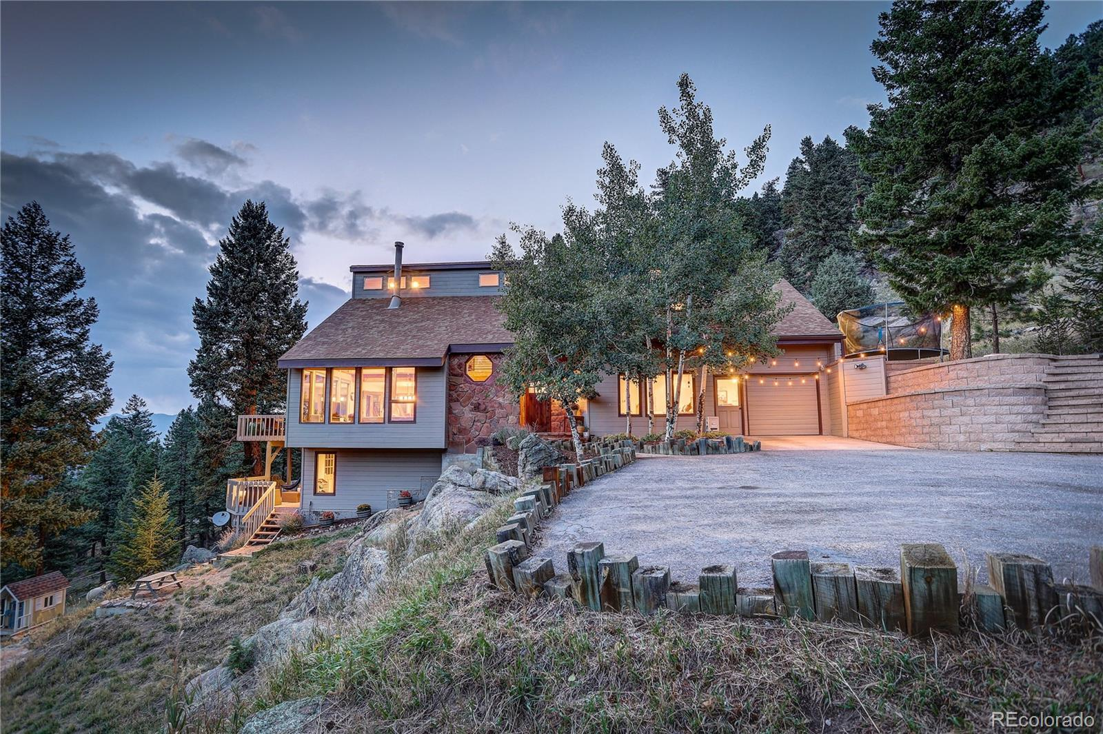 6040 Kilimanjaro Drive, Evergreen, CO 80439 - #: 6274345