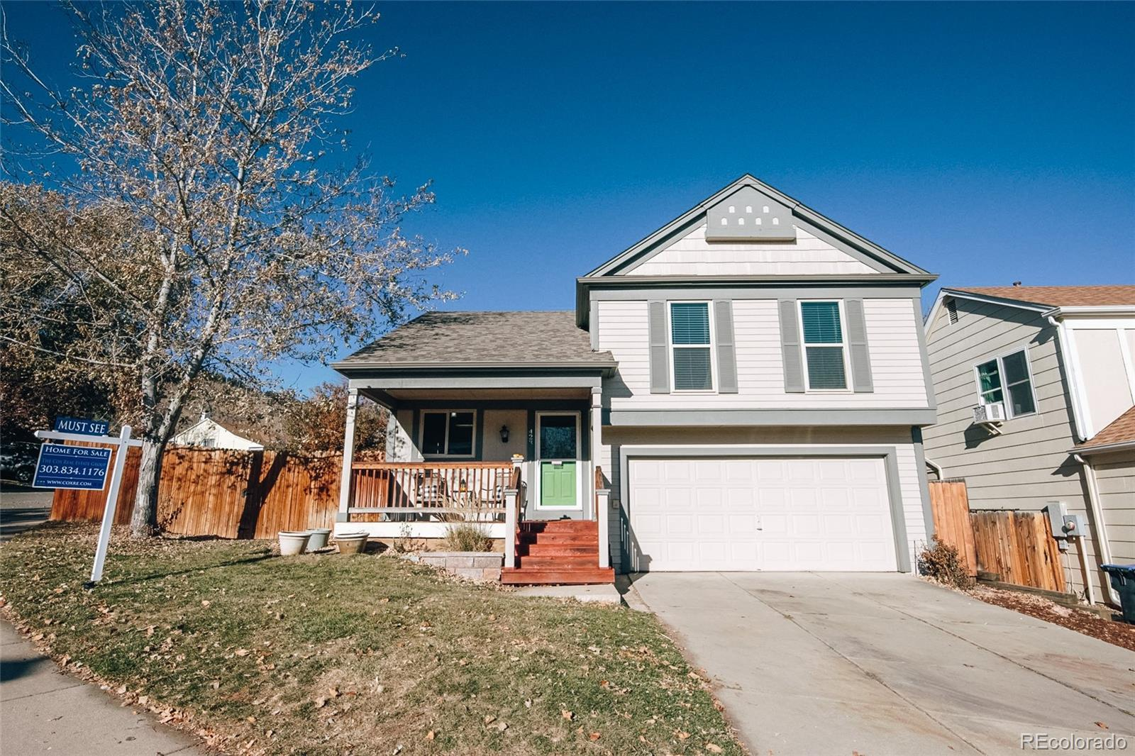 423 Entrada Drive, Golden, CO 80401 - #: 8760345