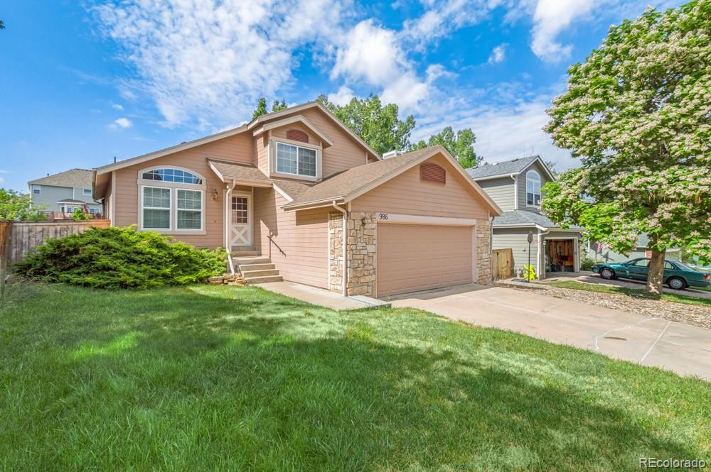 986 Brittany Way, Highlands Ranch, CO 80126 - #: 4346351