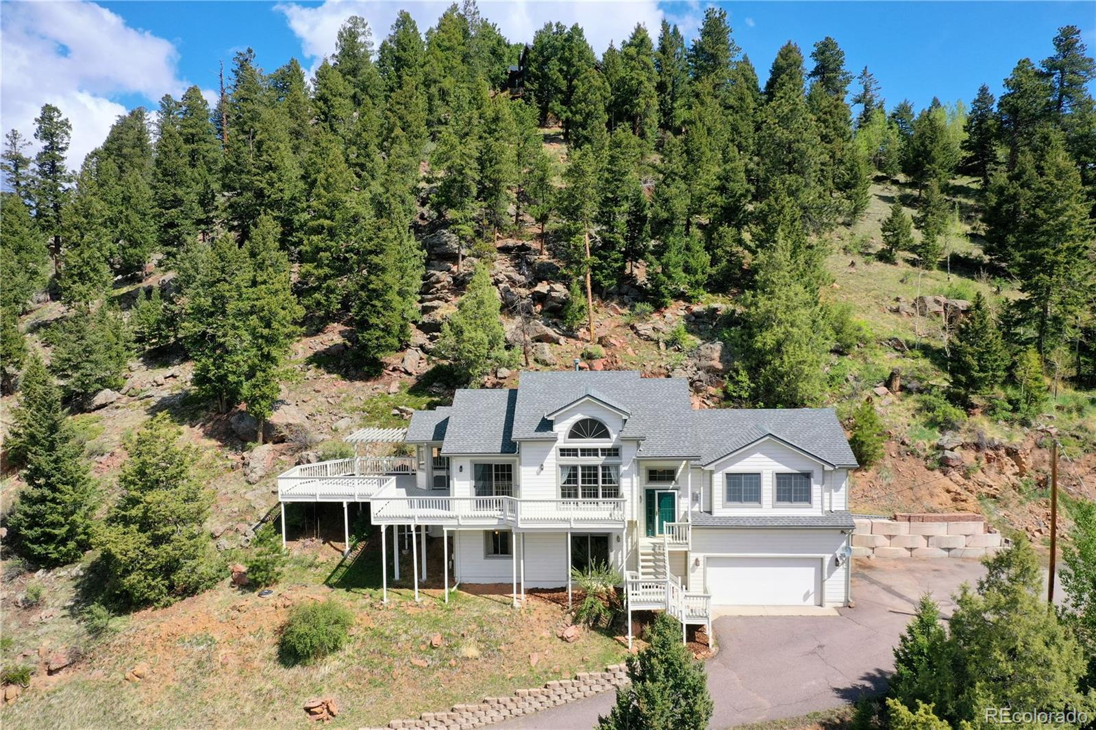 33633 Elk Run, Evergreen, CO 80439 - #: 6621351