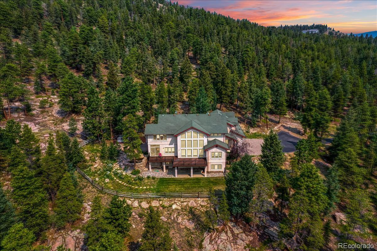 11441 Belle Meade Drive, Conifer, CO 80433 - #: 1776352