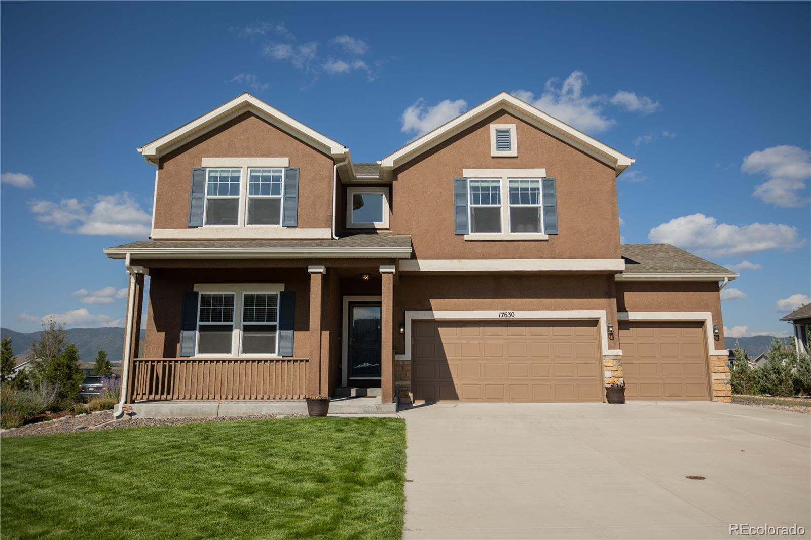 17630 Water Flume Way, Monument, CO 80132 - #: 9625356
