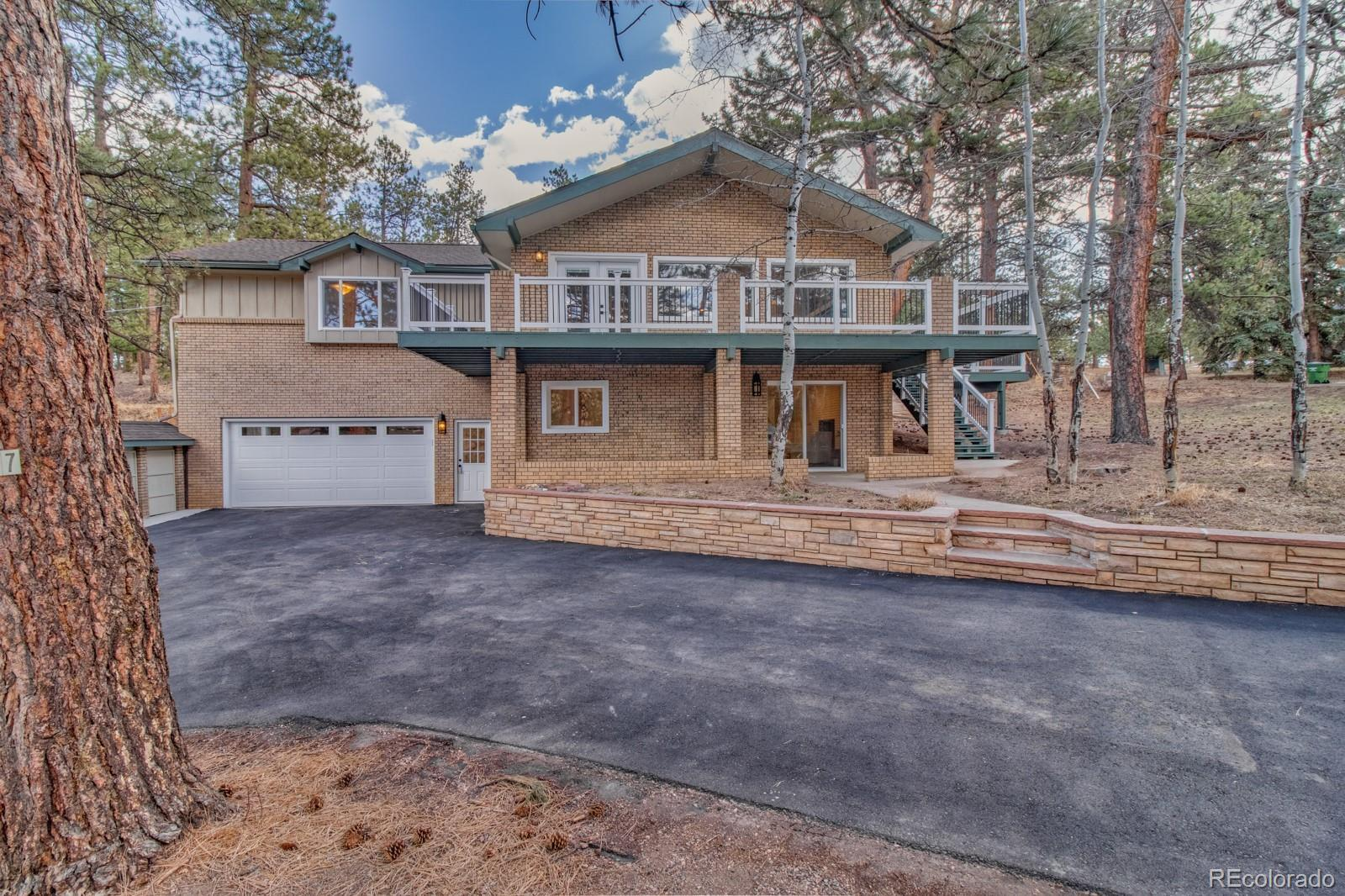 5382 S Pine Road, Evergreen, CO 80439 - #: 8857360