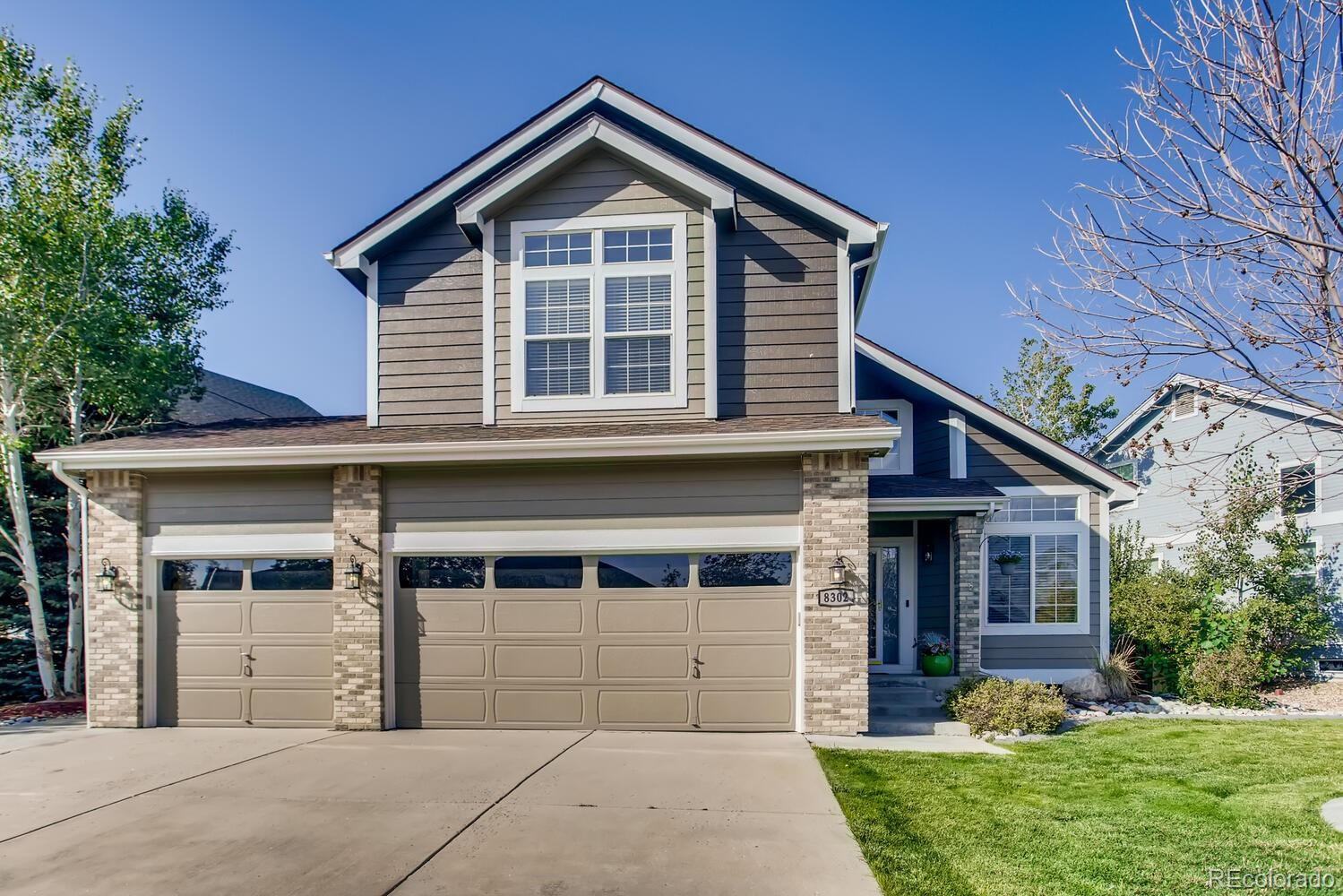 8302 Dove Ridge Way, Parker, CO 80134 - #: 5527361