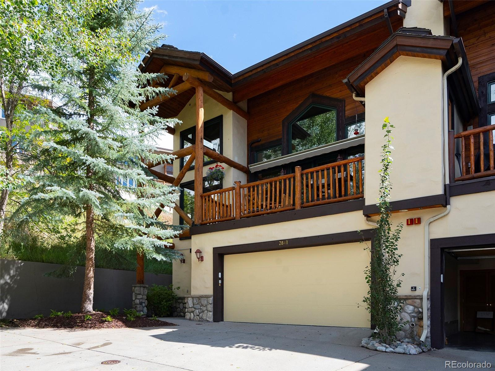 2841 Timber Lane #1, Steamboat Springs, CO 80487 - #: 7047363