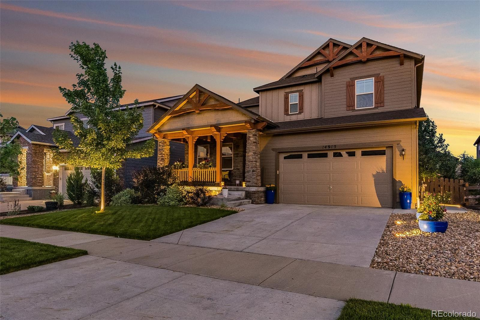 14912 Rider Place, Parker, CO 80134 - #: 1969364