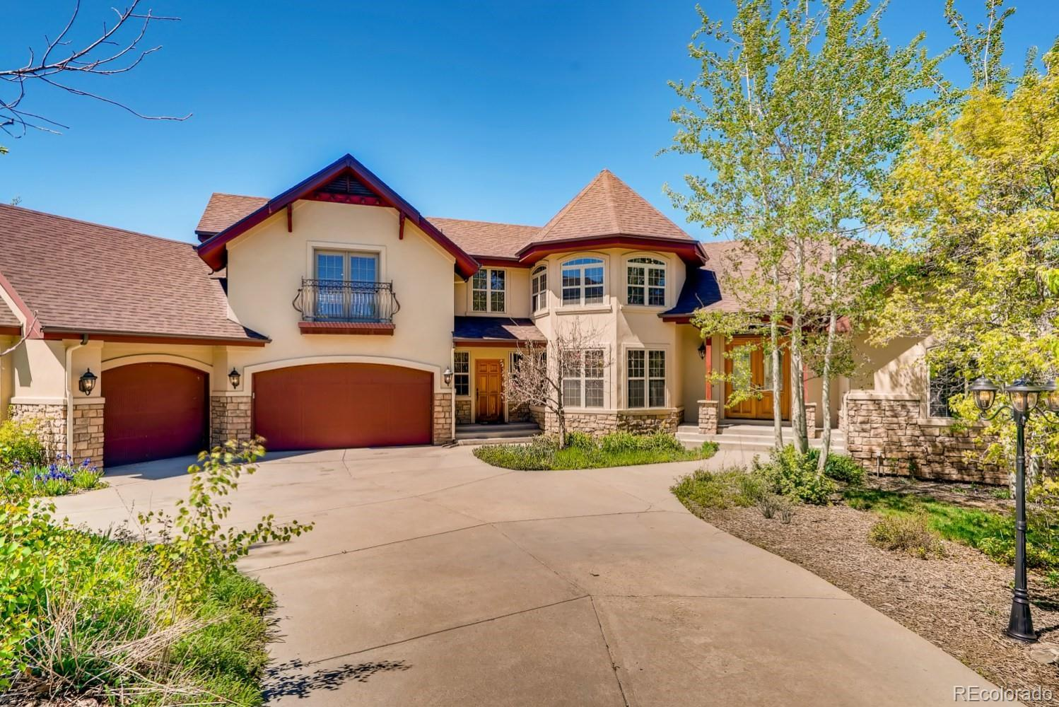 6361 Lost Canyon Ranch Road, Castle Rock, CO 80104 - #: 8525364
