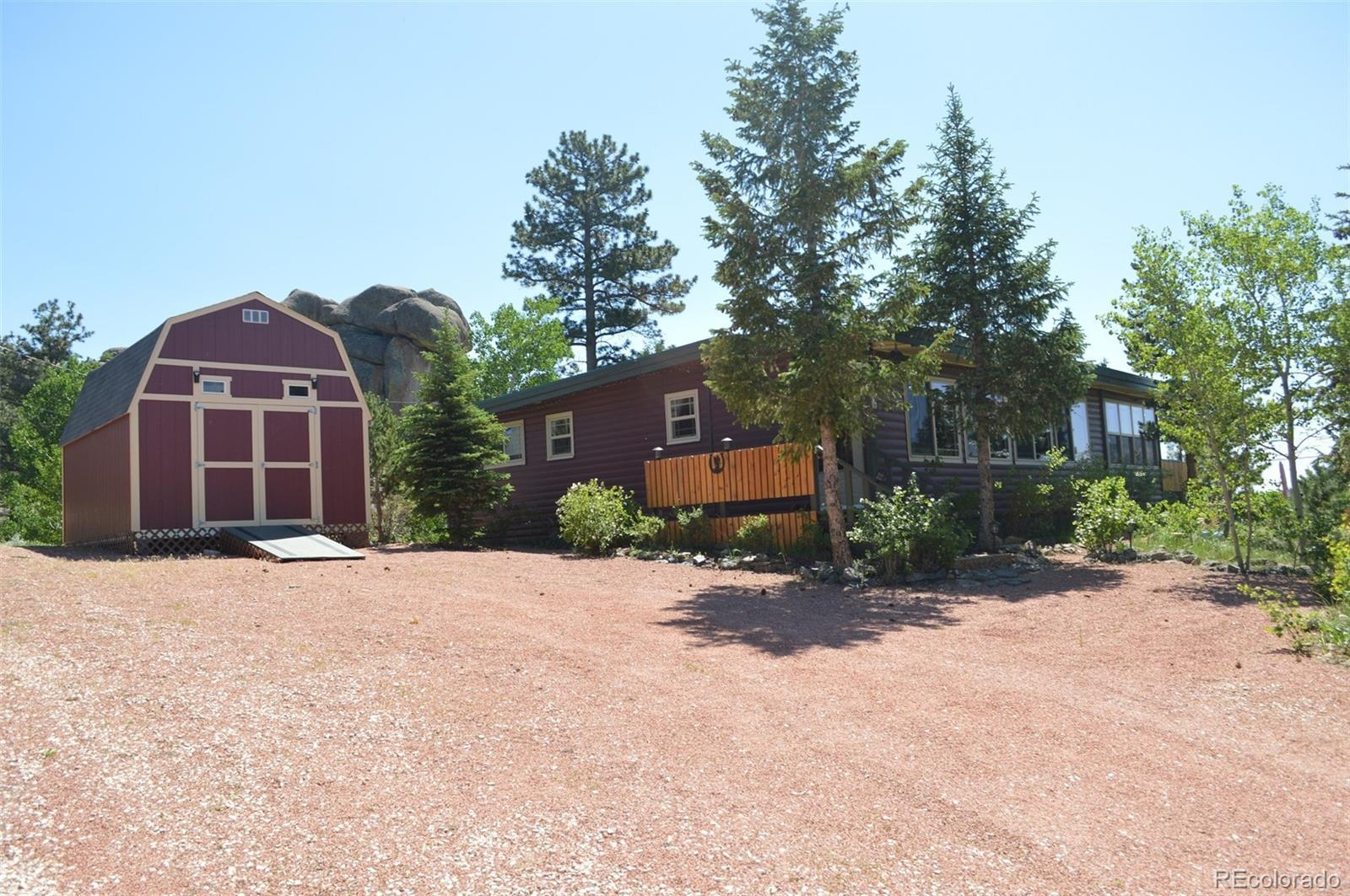 72 Chipeta Road, Red Feather Lakes, CO 80545 - #: 4184366