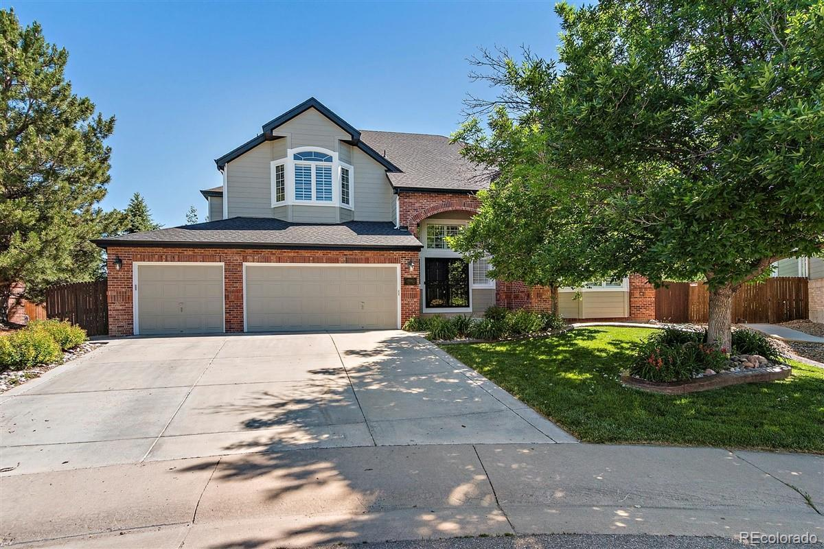 9564 Fairview Place, Lone Tree, CO 80124 - #: 3752367