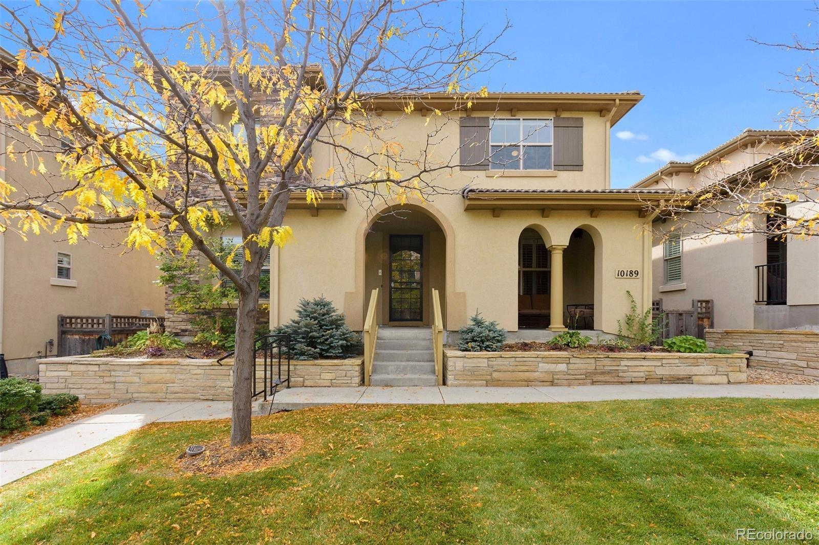10189 Bluffmont Drive, Lone Tree, CO 80124 - #: 6559372