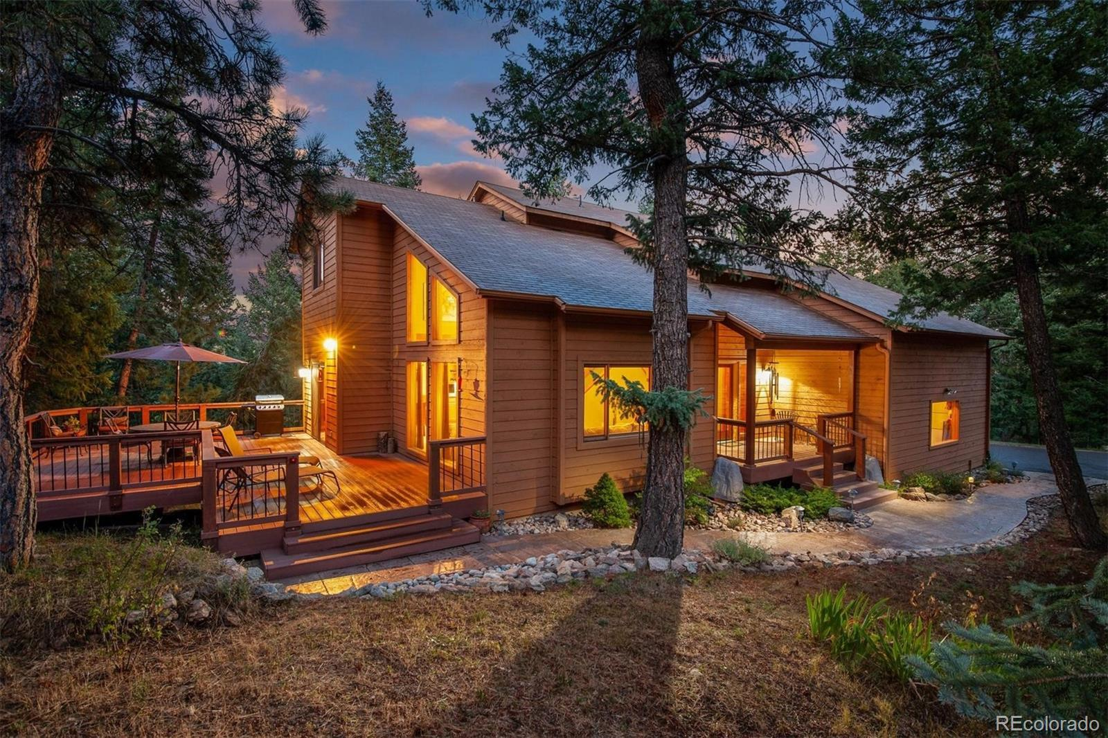 31853  Snowshoe Road, Evergreen, CO 80439 - #: 8915372
