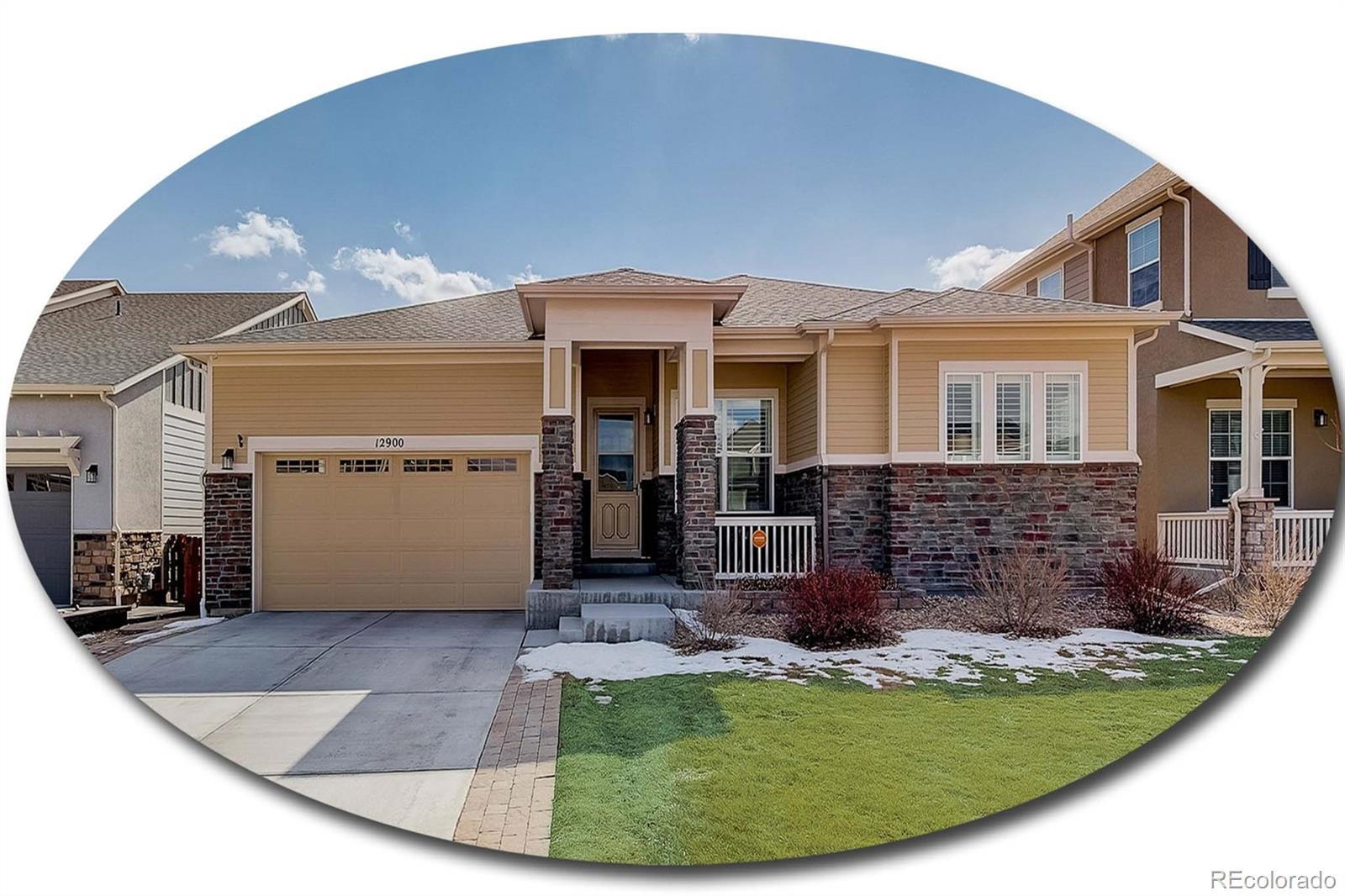 12900 W 73rd Place, Arvada, CO 80005 - #: 9409380