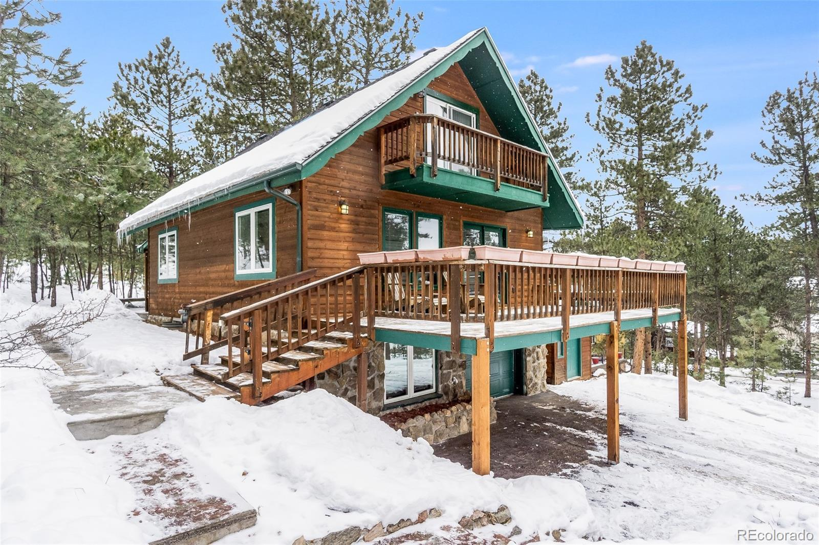 30078 Carriage Loop Drive, Evergreen, CO 80439 - #: 9172387