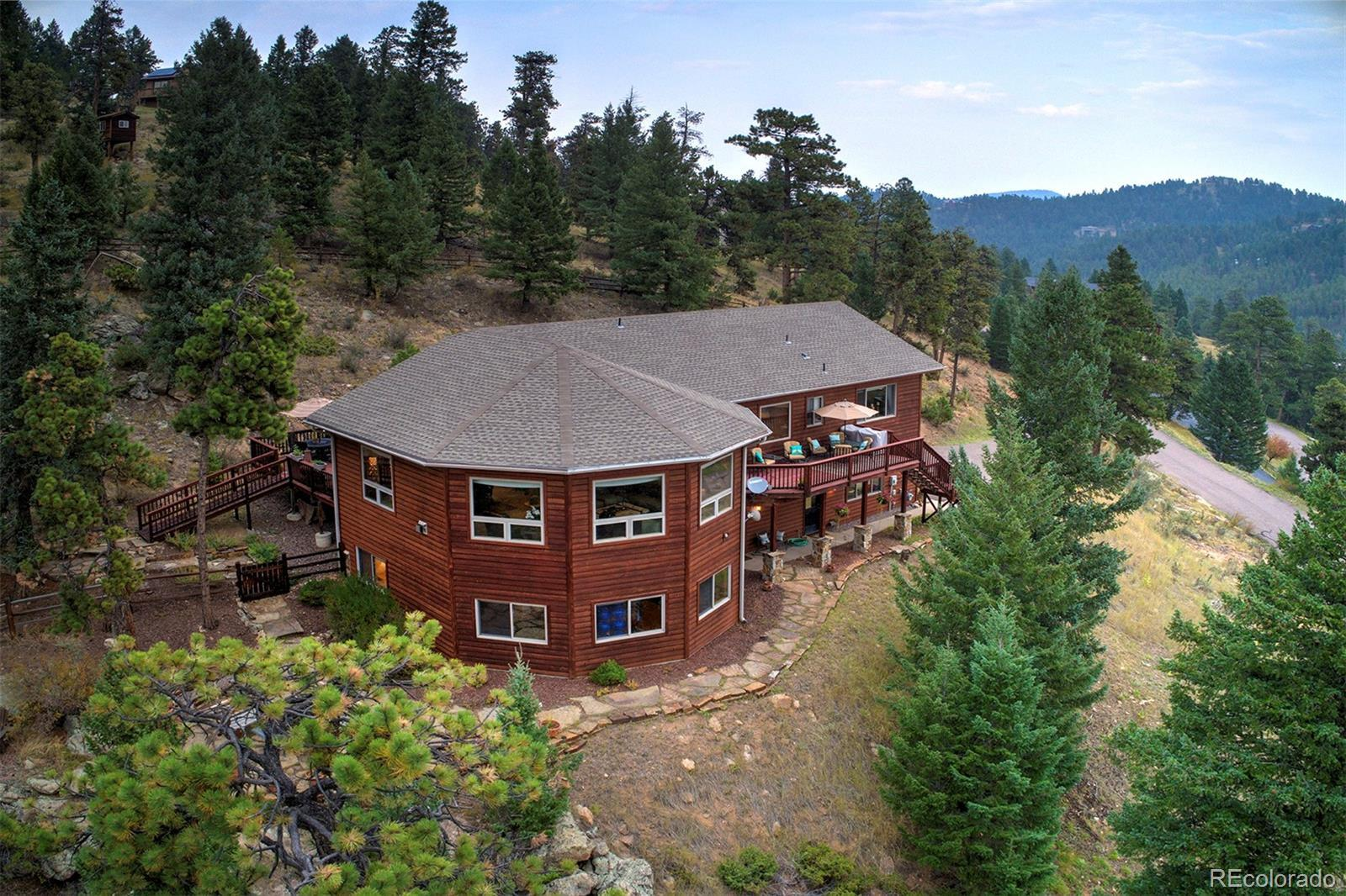 6925 Sprucedale Park Way, Evergreen, CO 80439 - #: 2854390