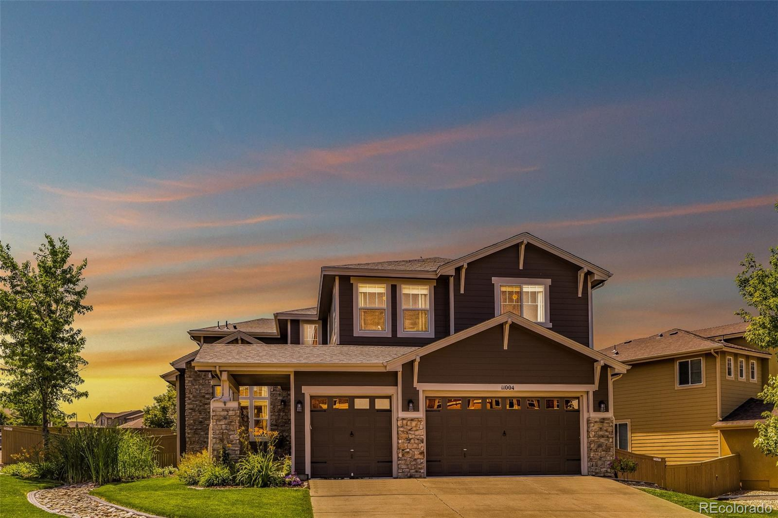 11004 Grayledge Circle, Highlands Ranch, CO 80130 - #: 7677390