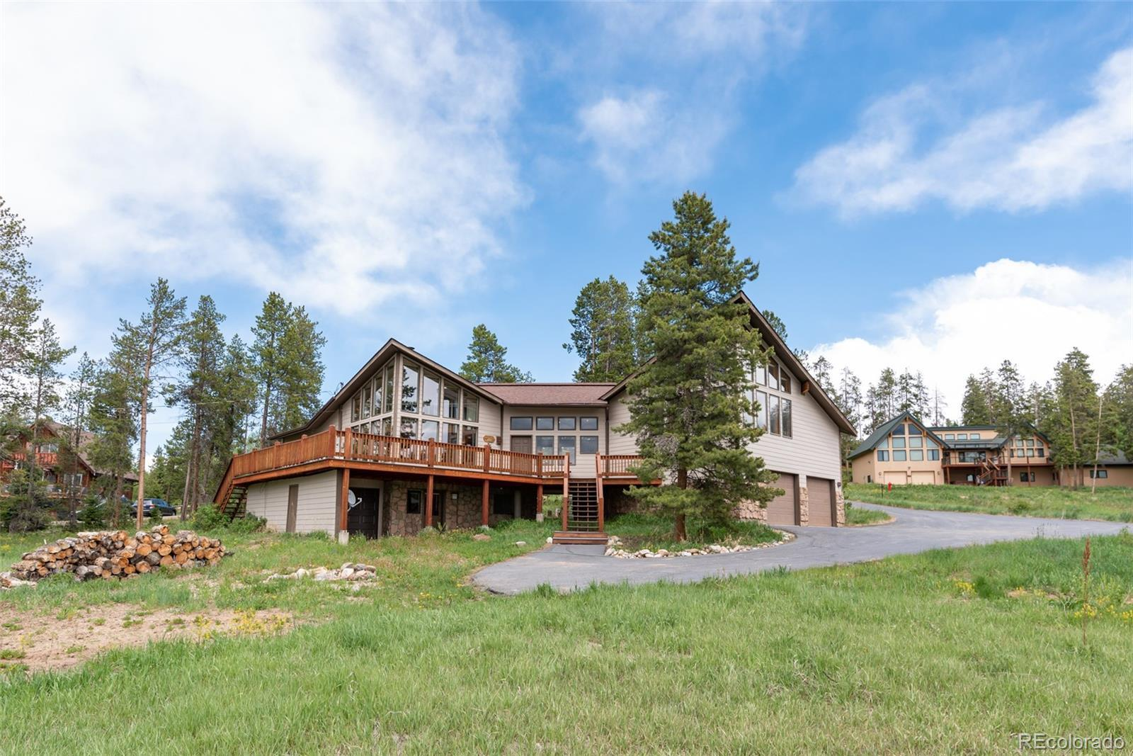 133 County Road 837, Fraser, CO 80442 - #: 4264391