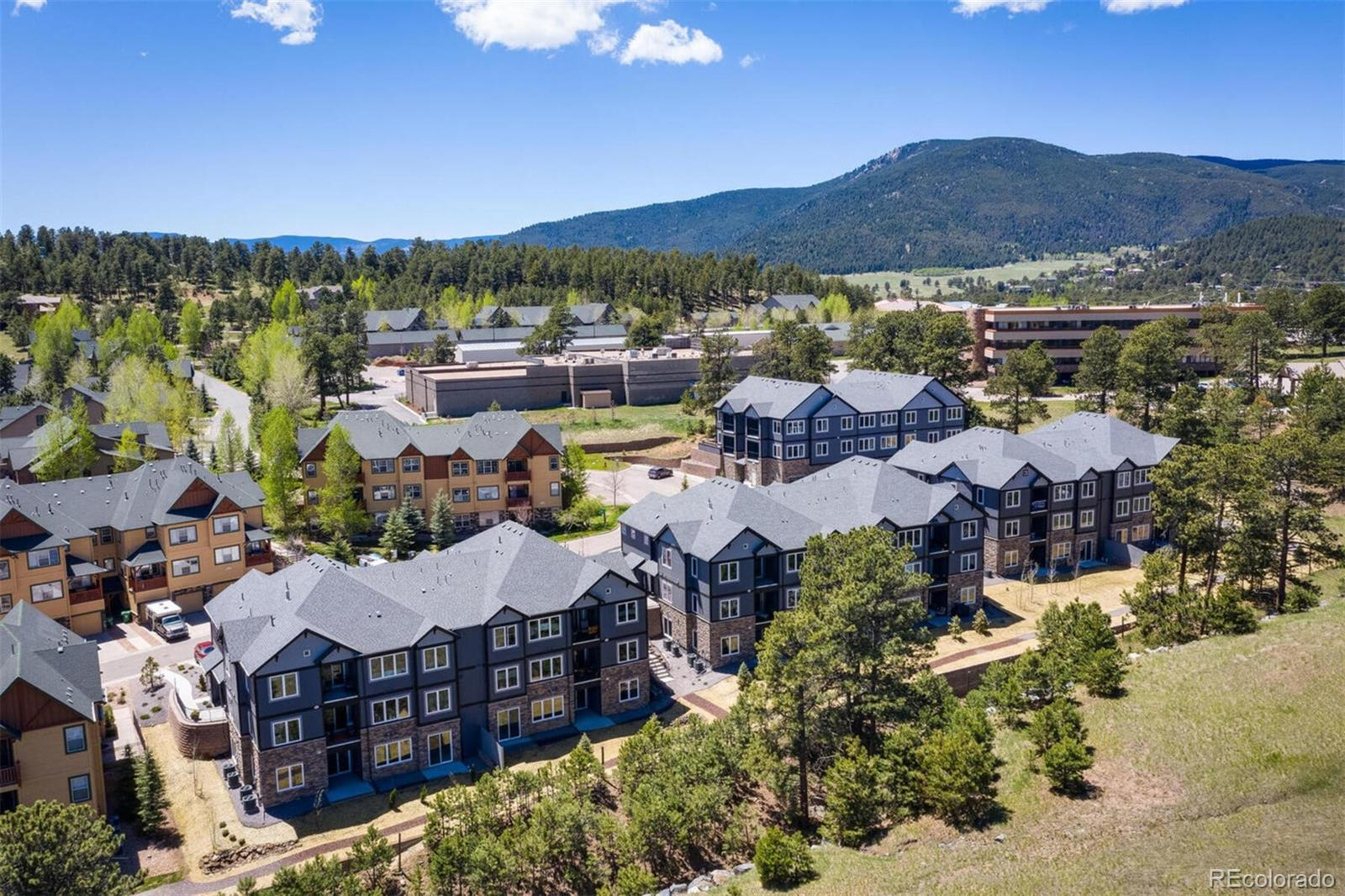 31192 Black Eagle Drive #302, Evergreen, CO 80439 - #: 6380395