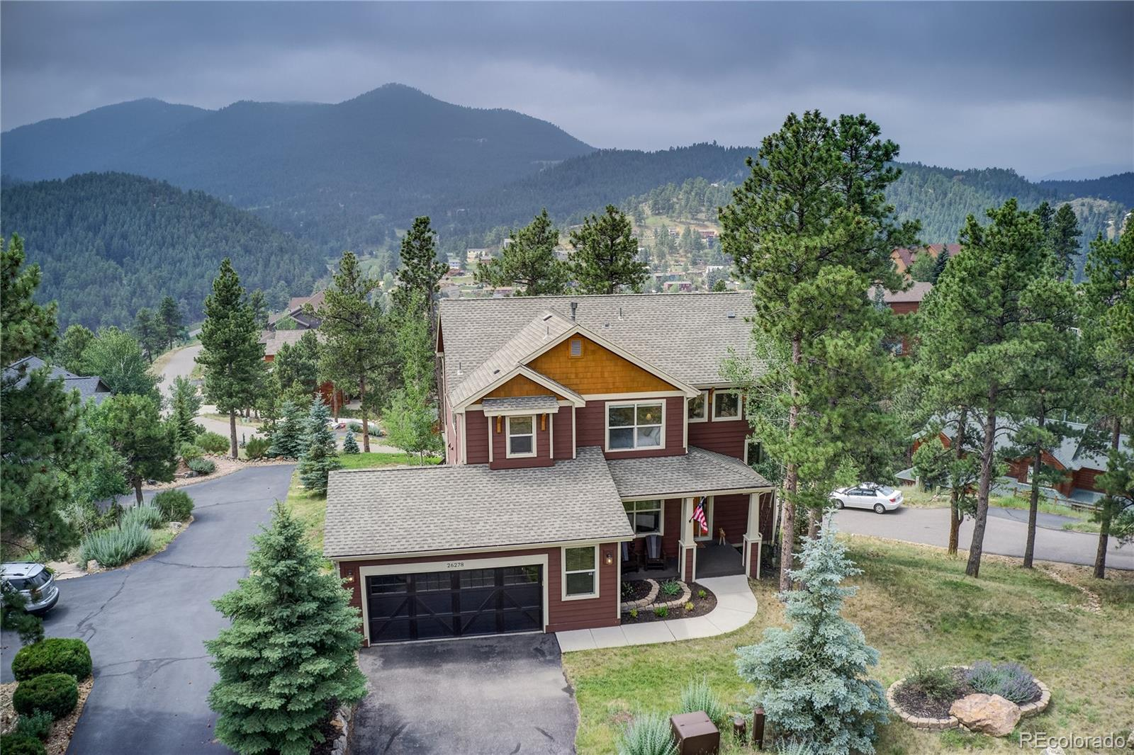 26278 Snowdrop Road, Evergreen, CO 80439 - #: 7885395