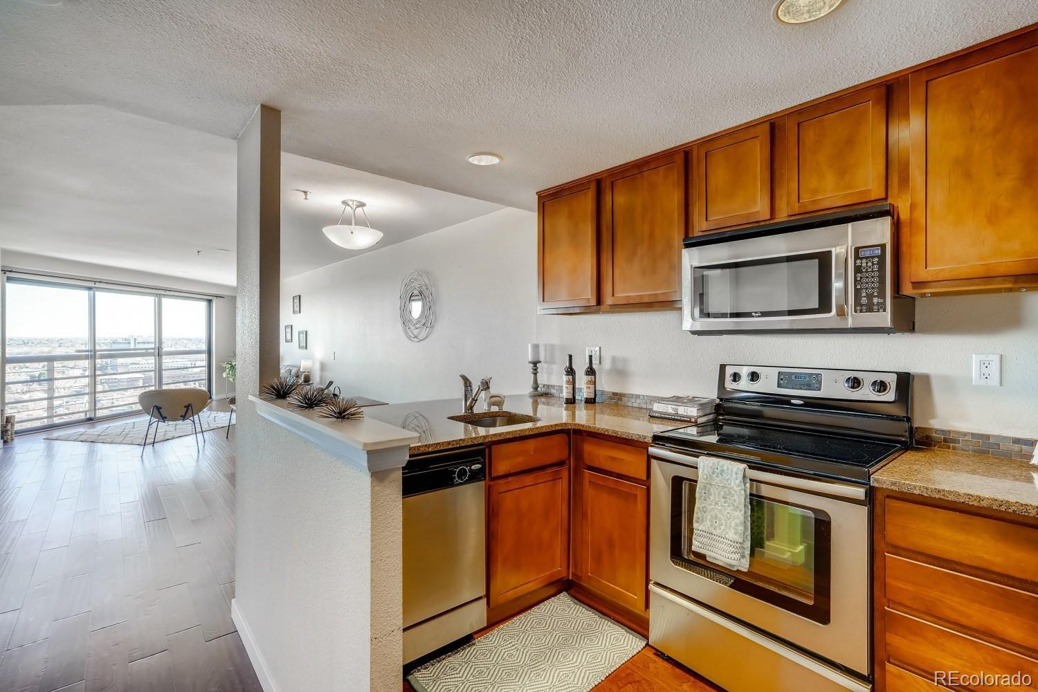 100 Park Avenue W #2004, Denver, CO 80205 - MLS#: 3250396