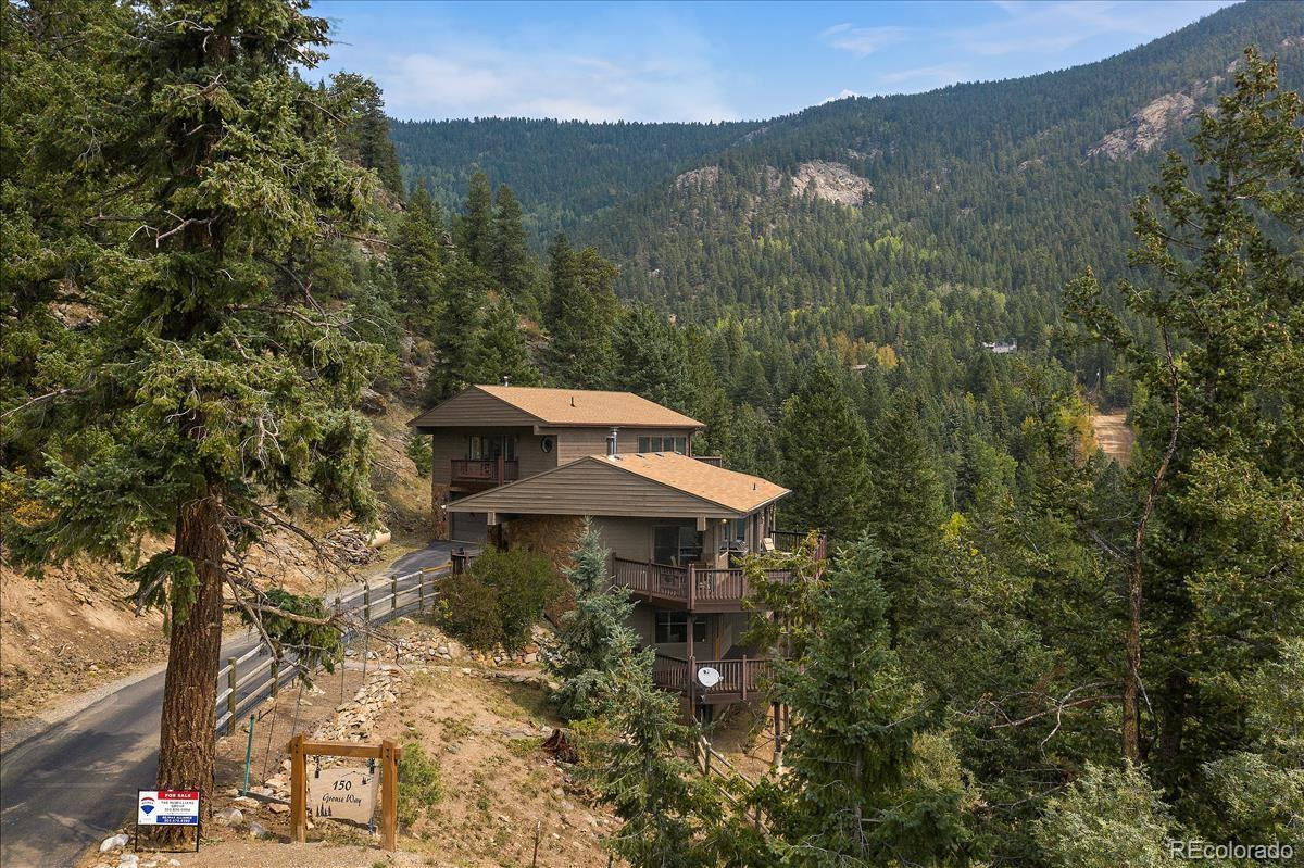 150 Grouse Way, Evergreen, CO 80439 - #: 2048398