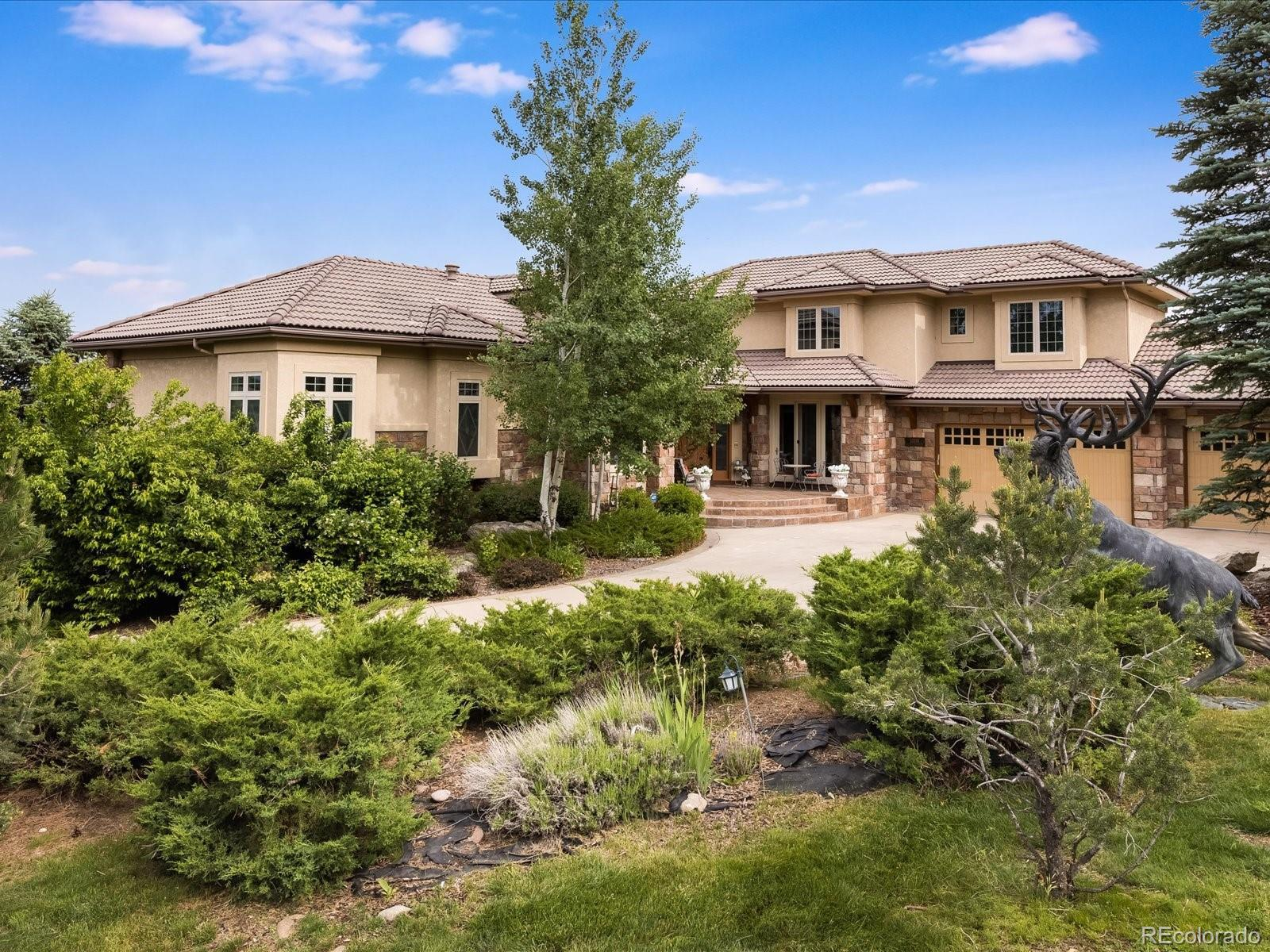 13110 Whisper Canyon Road, Castle Pines, CO 80108 - #: 3372402