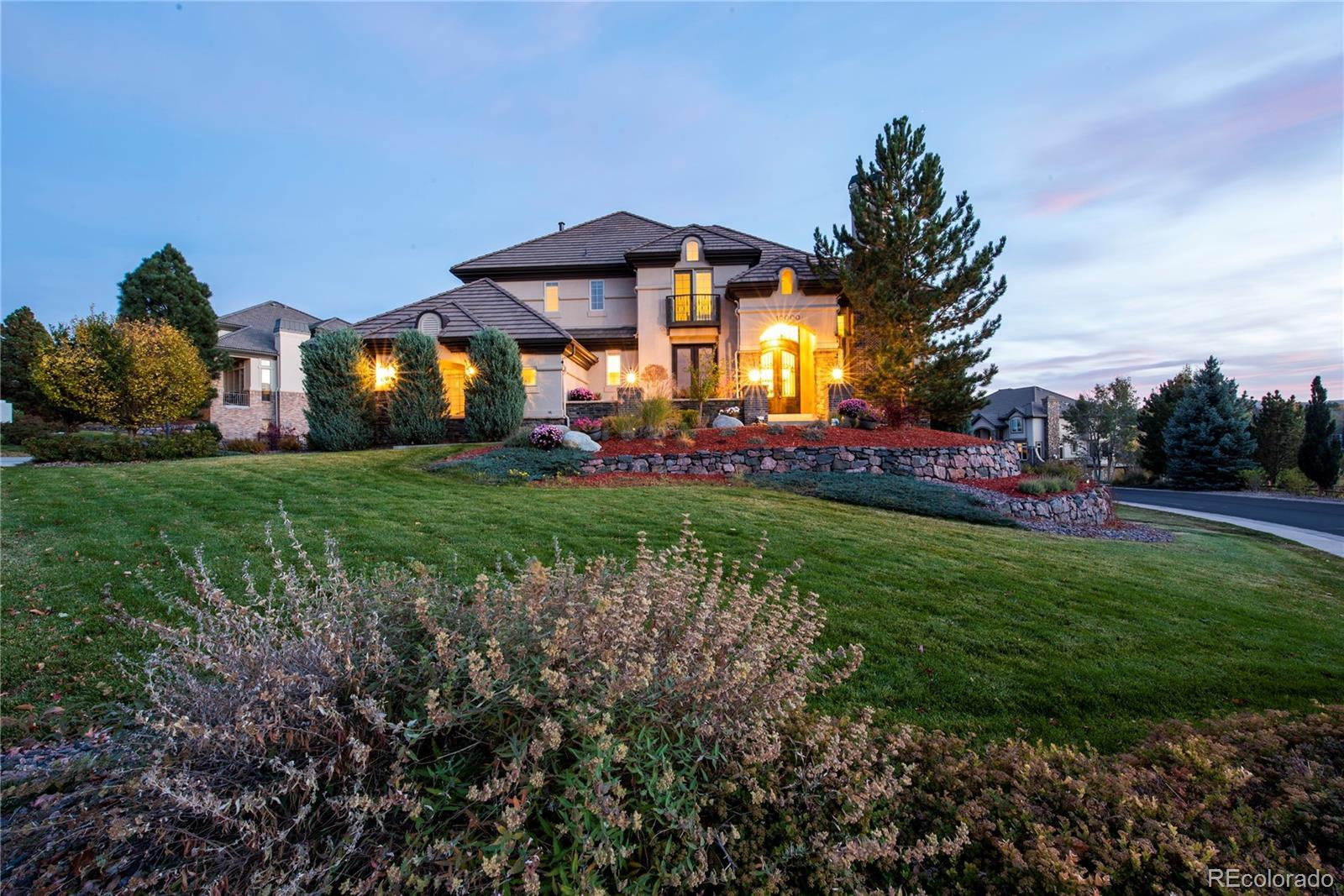 10000 S Shadow Hill Drive, Lone Tree, CO 80124 - #: 8847403