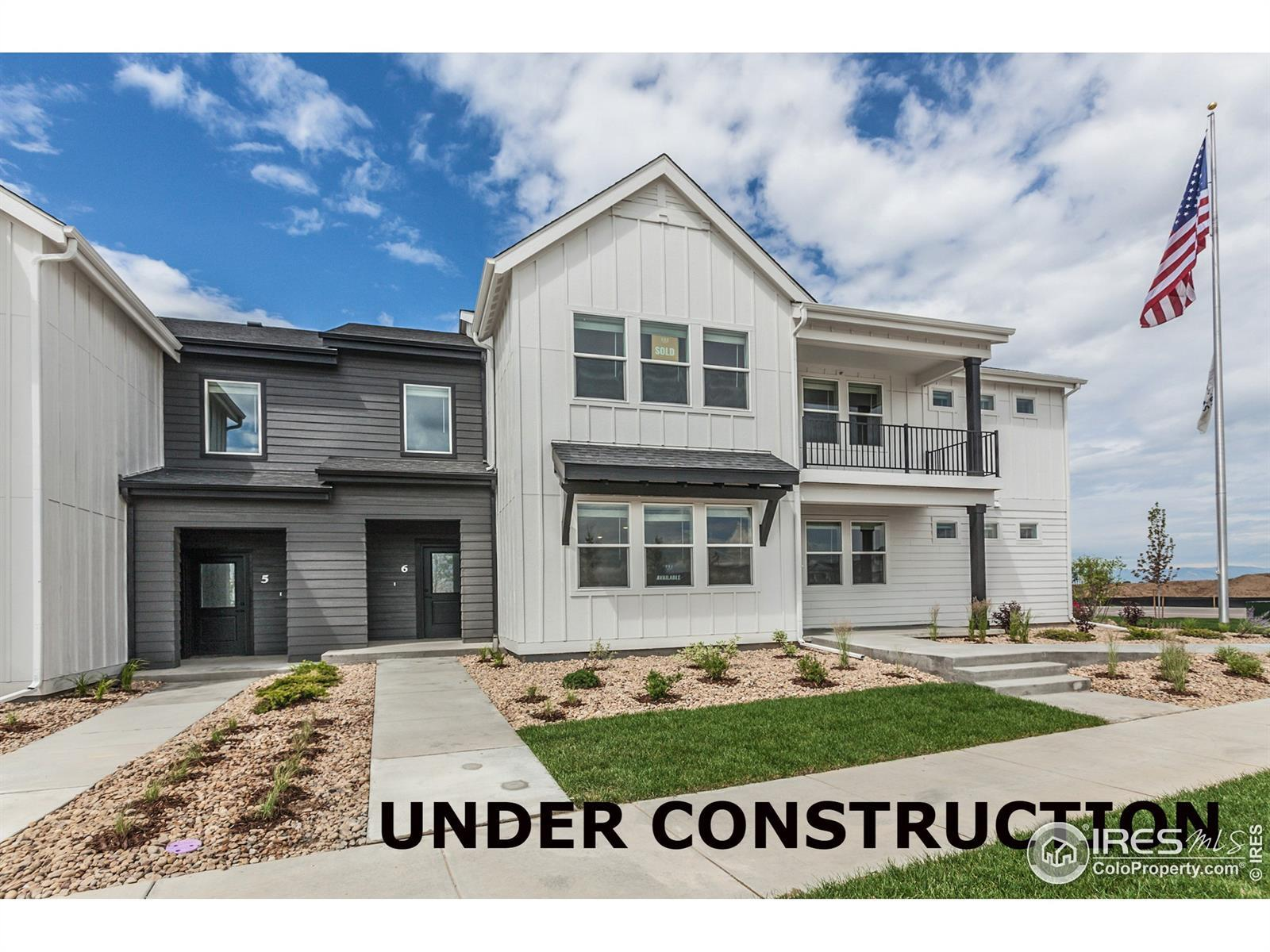 2608 Conquest Street #F, Fort Collins, CO 80524 - #: IR945403
