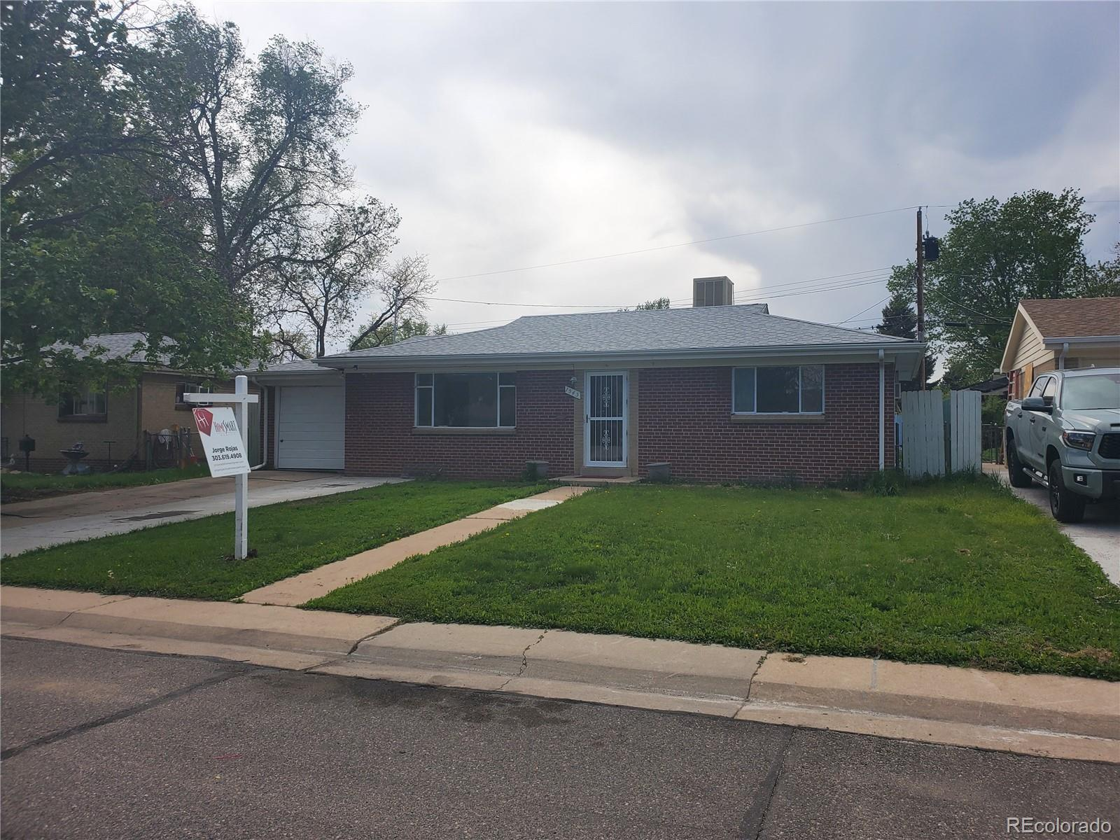 1545 S Chase Court, Lakewood, CO 80232 - #: 1657404