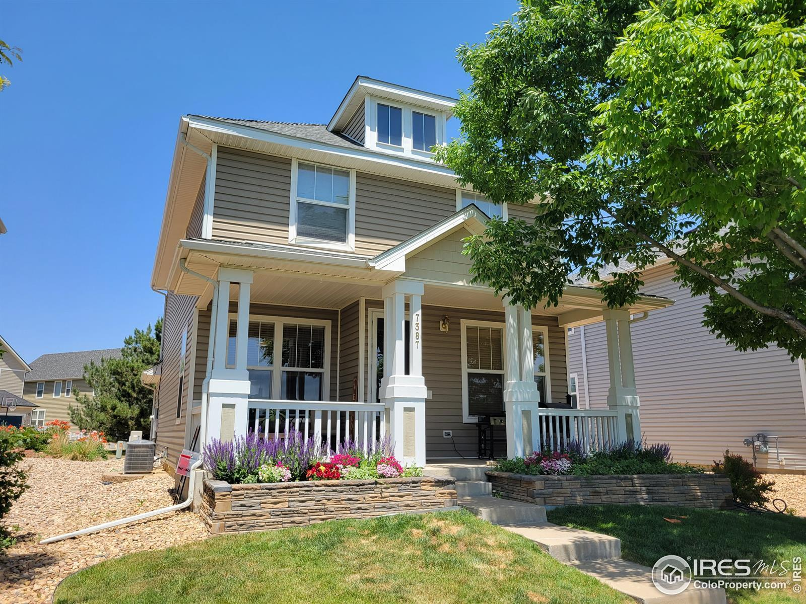 7387 Russell Circle, Frederick, CO 80504 - #: IR943404