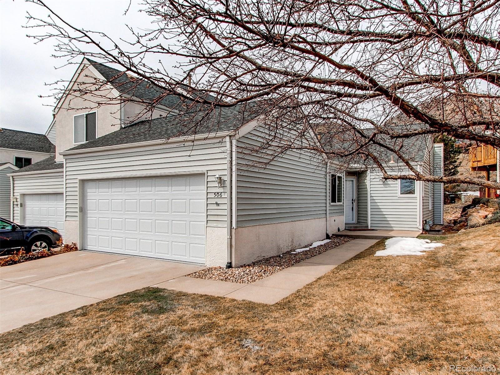 506 High Point Drive, Golden, CO 80403 - #: 7187406