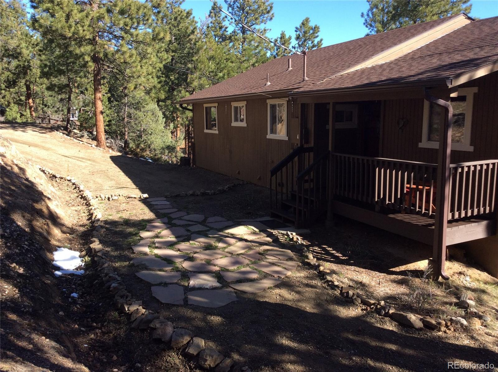 578 Eagle Trail, Bailey, CO 80421 - MLS#: 6808415