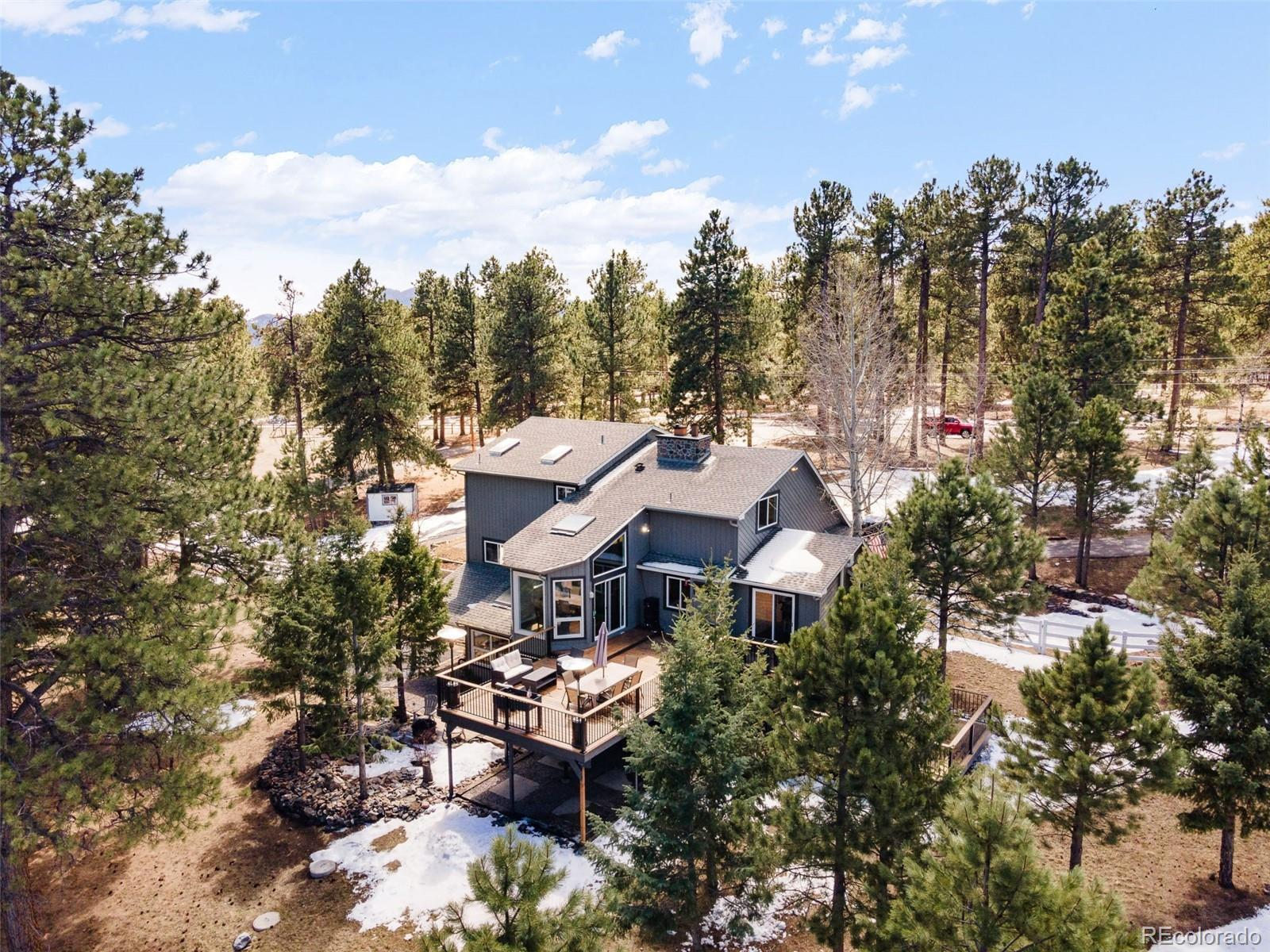 24907 Stanley Park Road, Evergreen, CO 80439 - #: 8407415