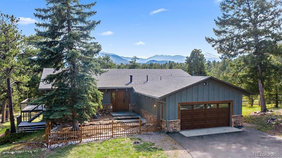 396 Cottonwood Drive, Evergreen, CO 80439 - #: 9424415