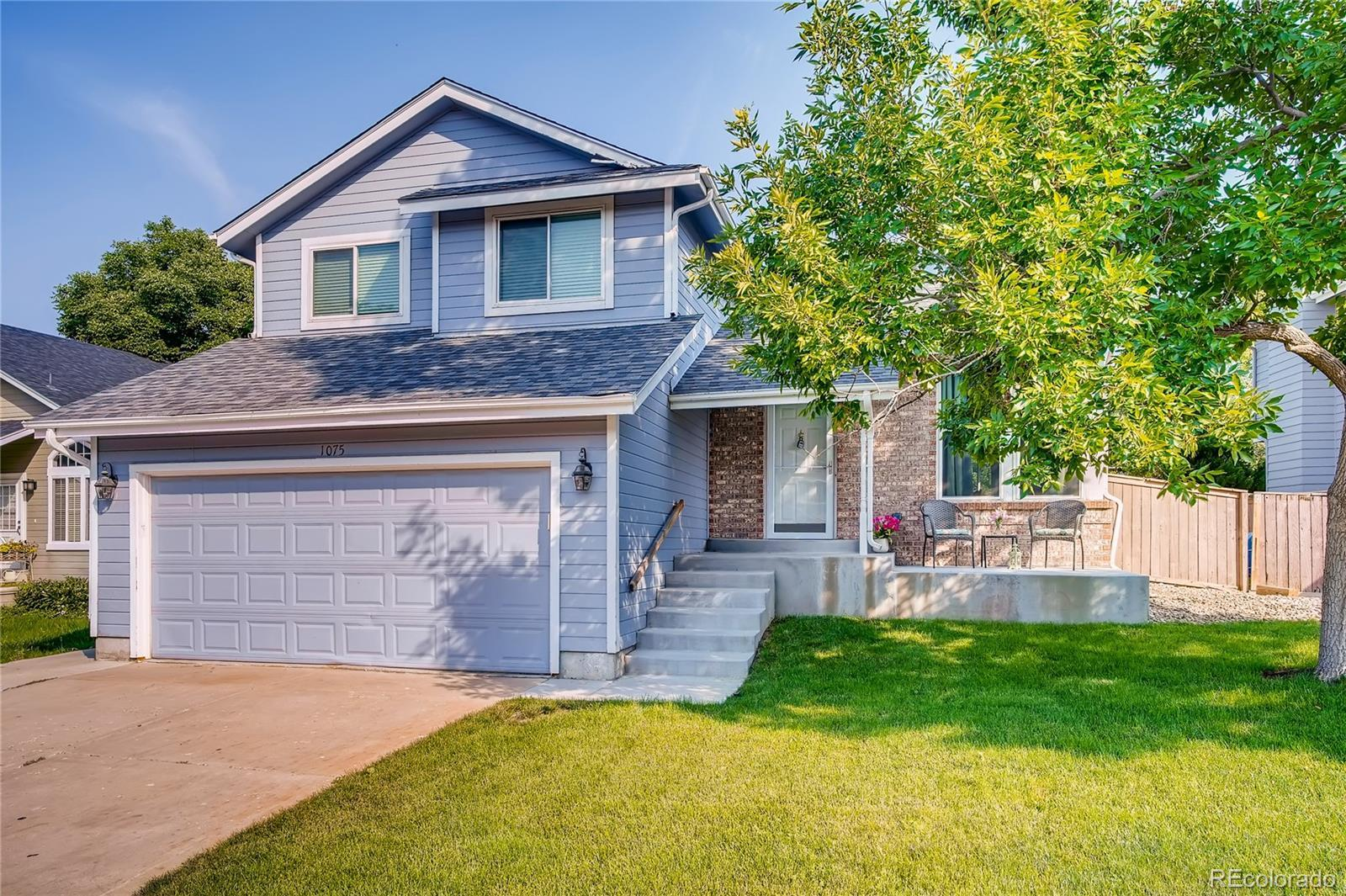 1075 Brittany Way, Highlands Ranch, CO 80126 - #: 2677417