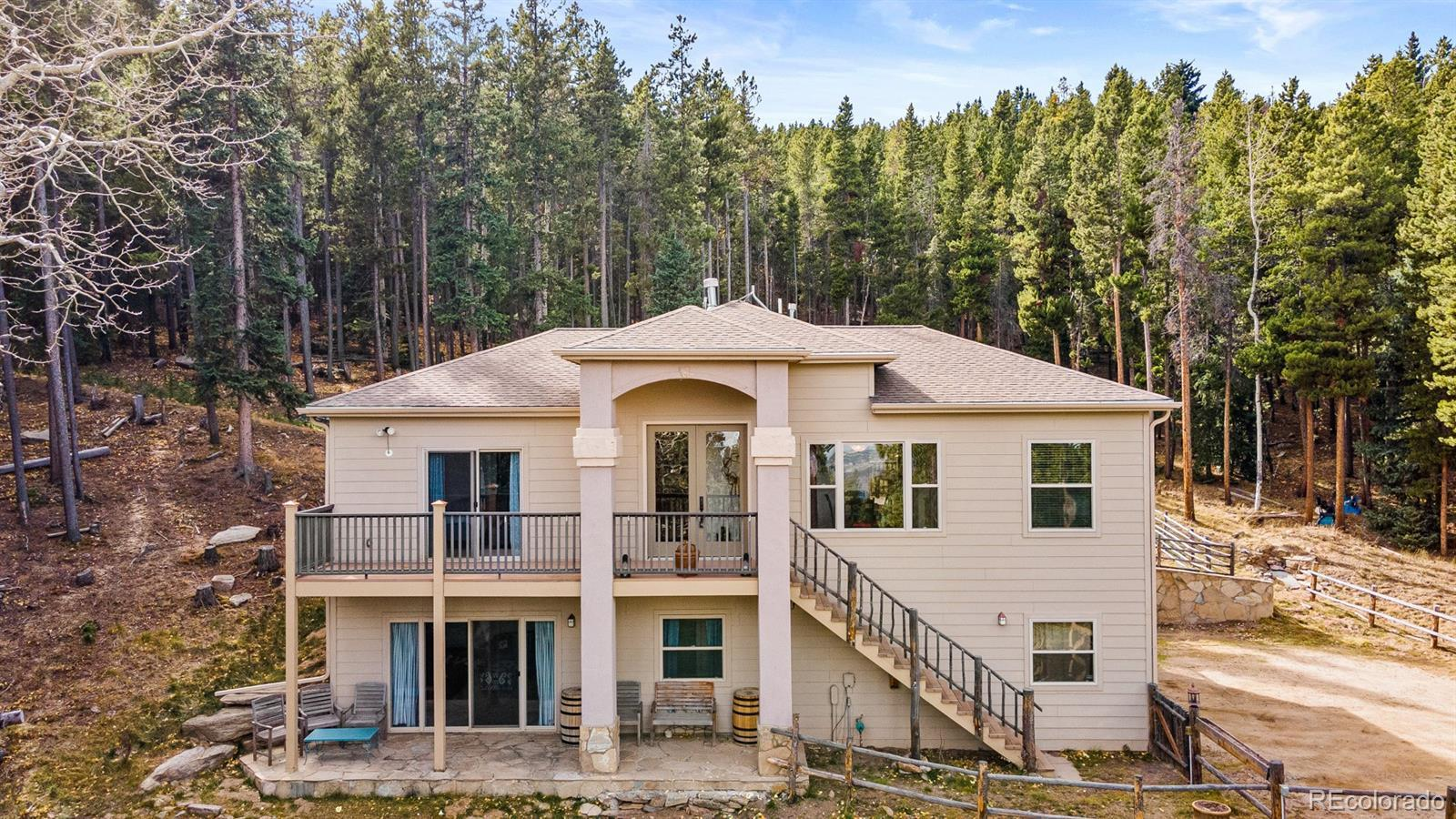 190 Castlewood Court, Evergreen, CO 80439 - #: 2126418