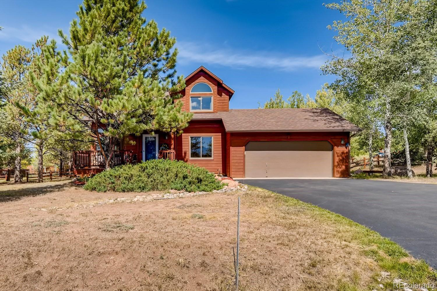 2150 Valley View Drive, Woodland Park, CO 80863 - #: 4522418