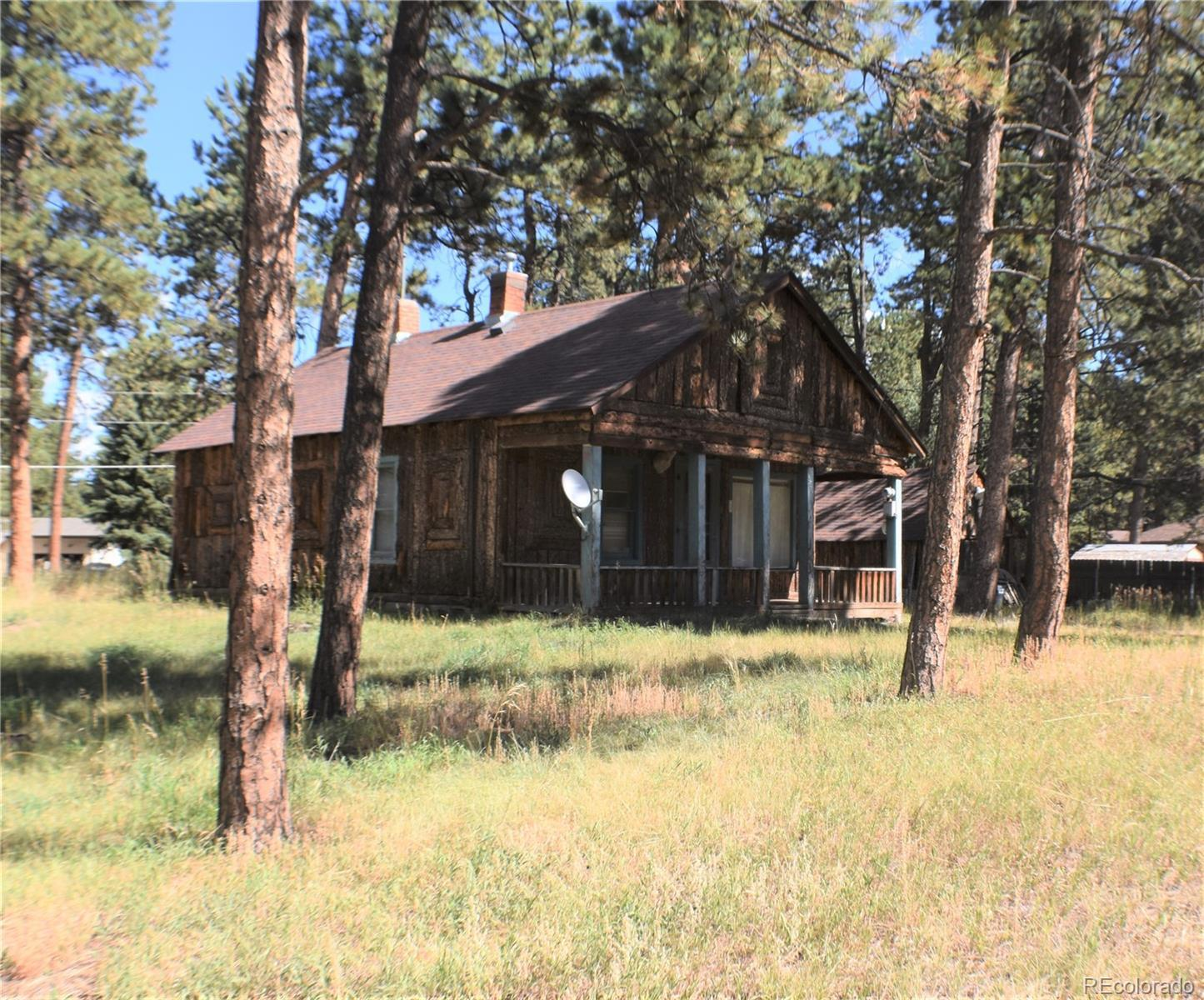350 County Road, Woodland Park, CO 80863 - #: 9345420