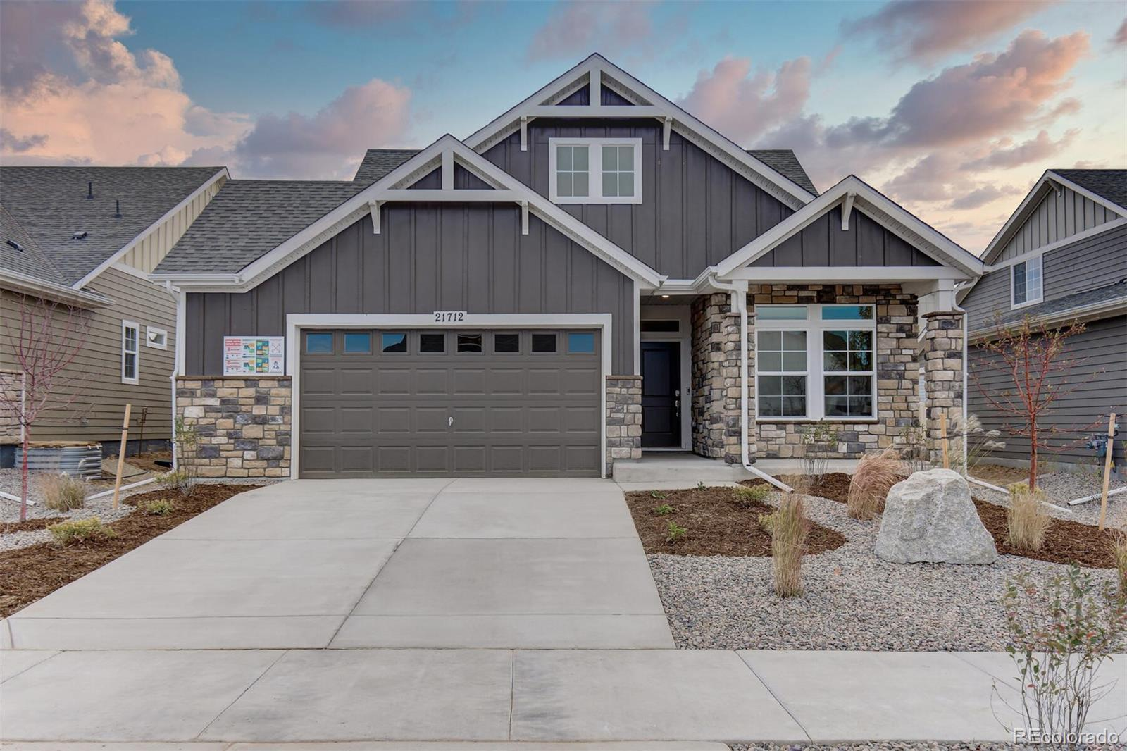 21712 E 50th Drive, Aurora, CO 80019 - #: 7340423