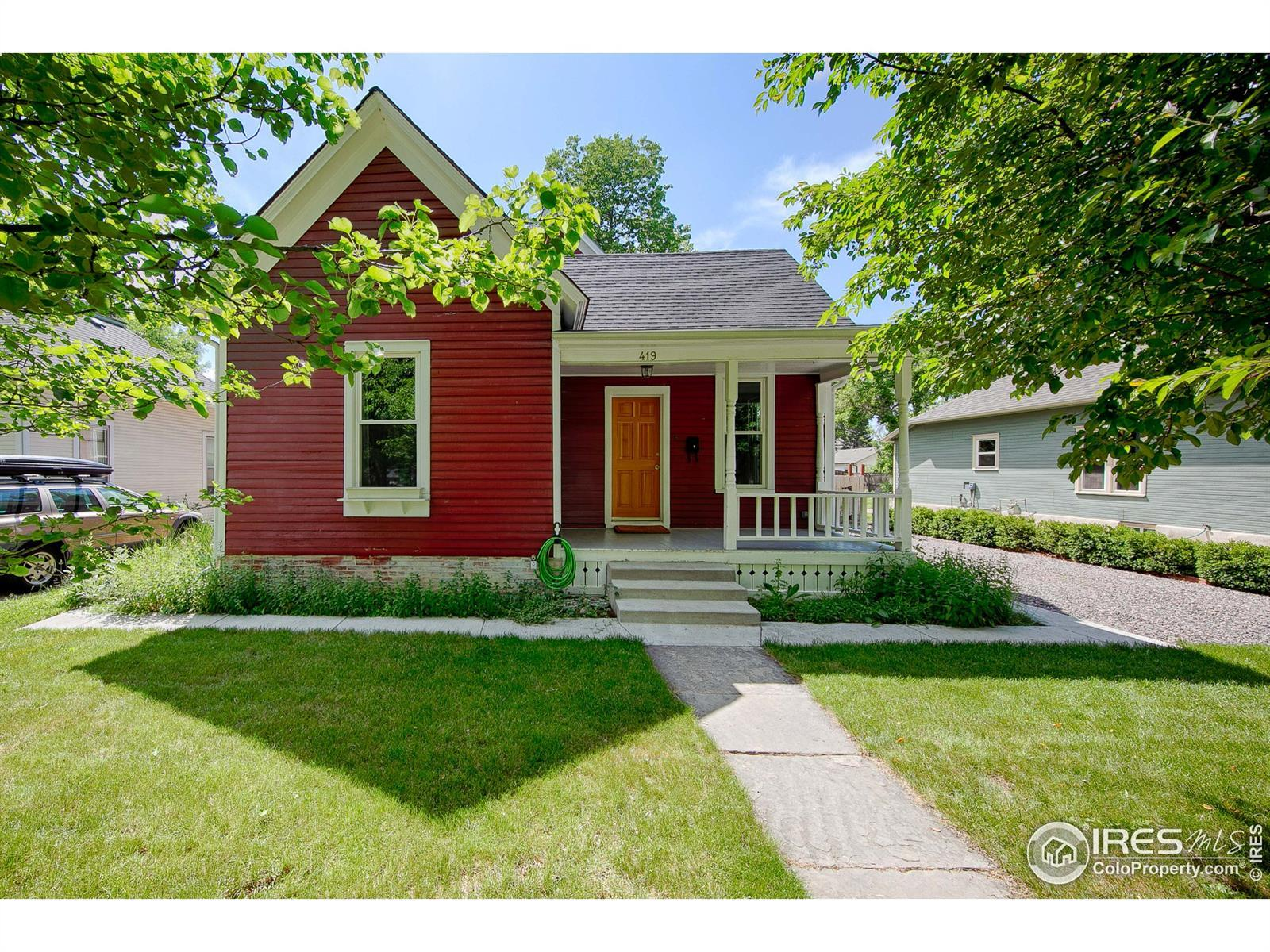 419 Whedbee Street, Fort Collins, CO 80524 - #: IR942424