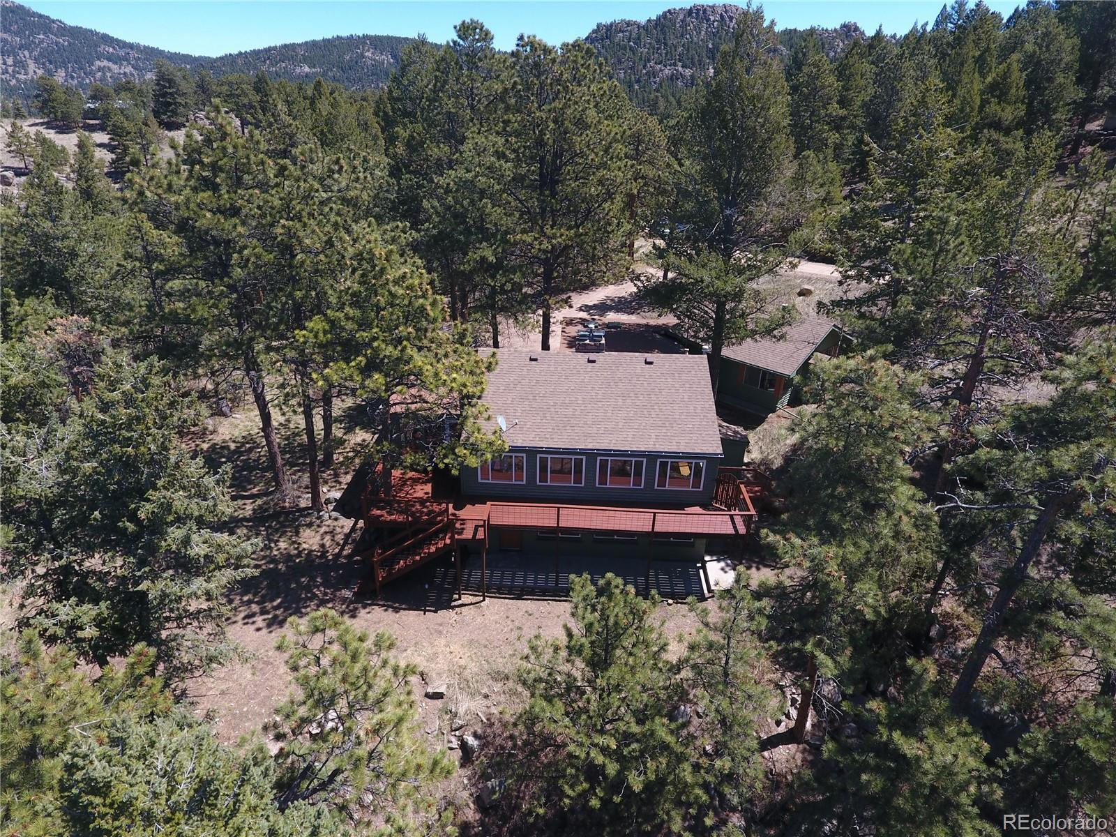 6087 Oberstrasse Road, Evergreen, CO 80439 - #: 8572426