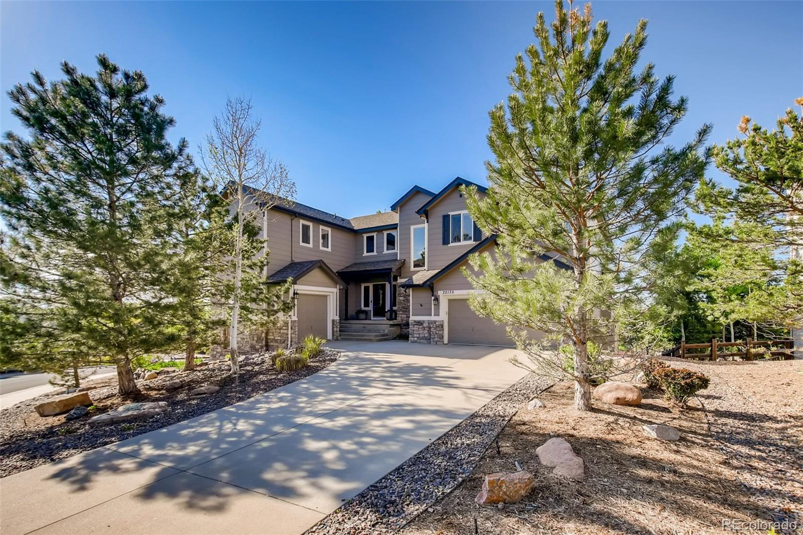 22135 Golfview Lane, Parker, CO 80138 - #: 6991428