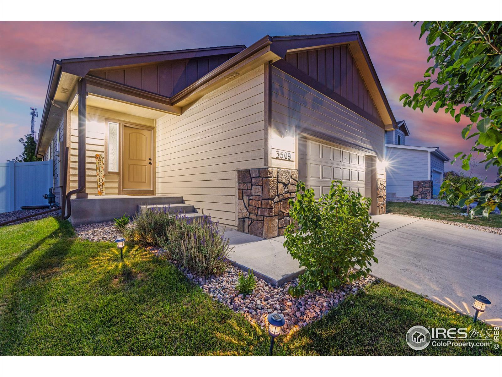 3509 Willow Drive, Evans, CO 80620 - #: IR950433