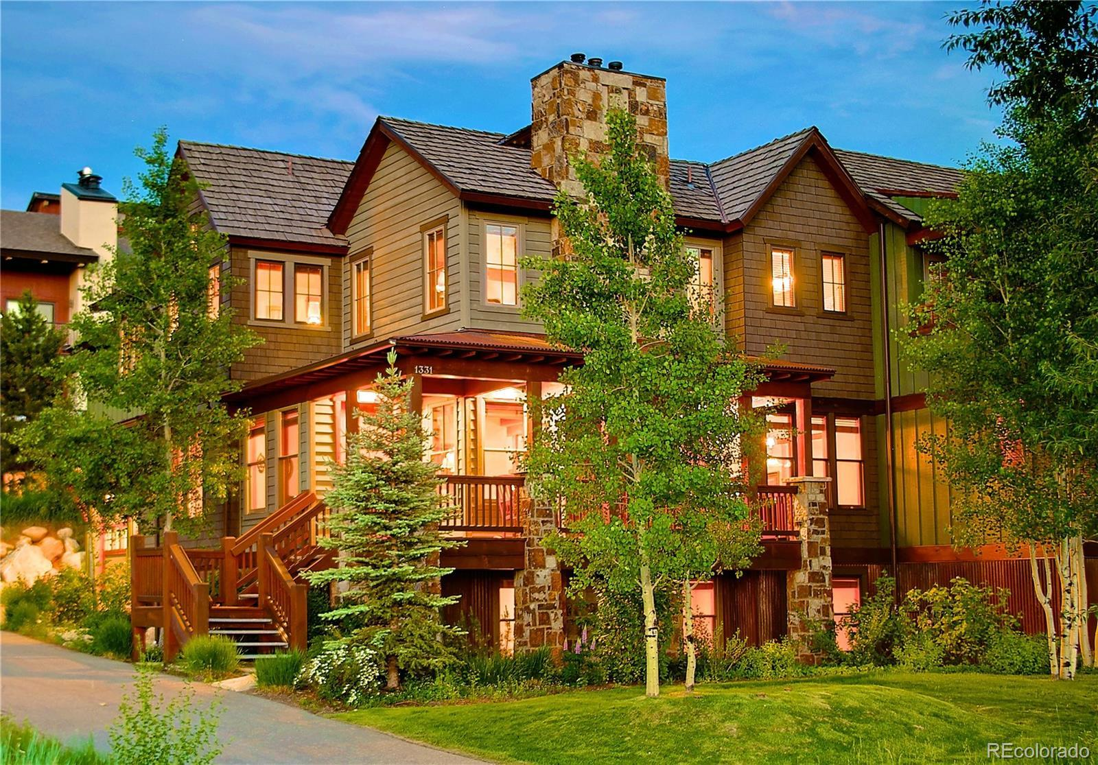 1331 Turning Leaf Court, Steamboat Springs, CO 80487 - #: 8973435