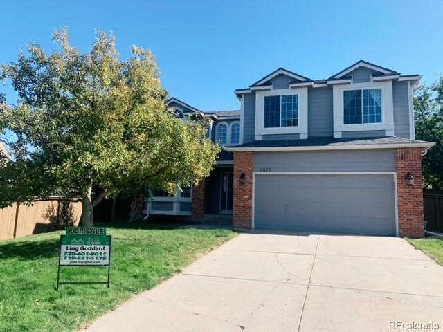 9876 Wedgewood Drive, Highlands Ranch, CO 80126 - #: 1700441